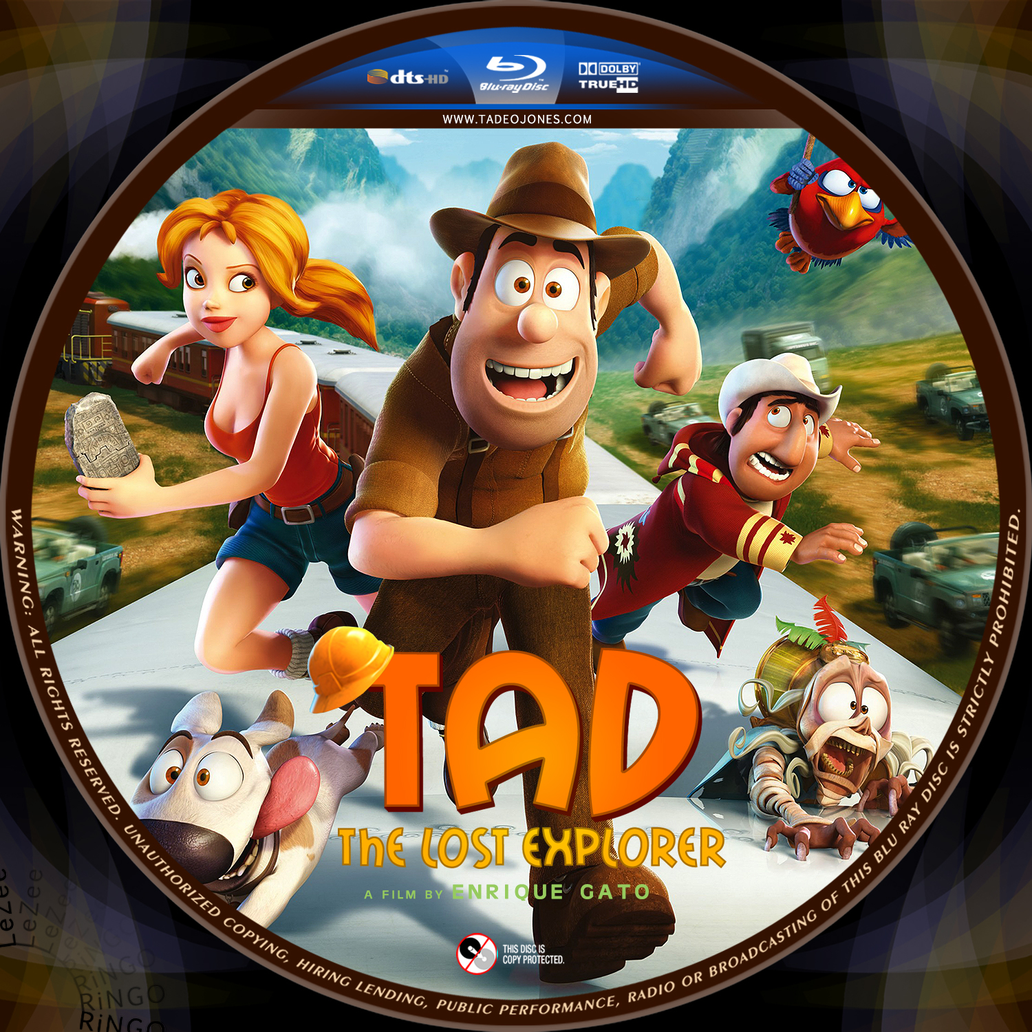 Watch tad, the lost explorer (2012) full movie online free no.