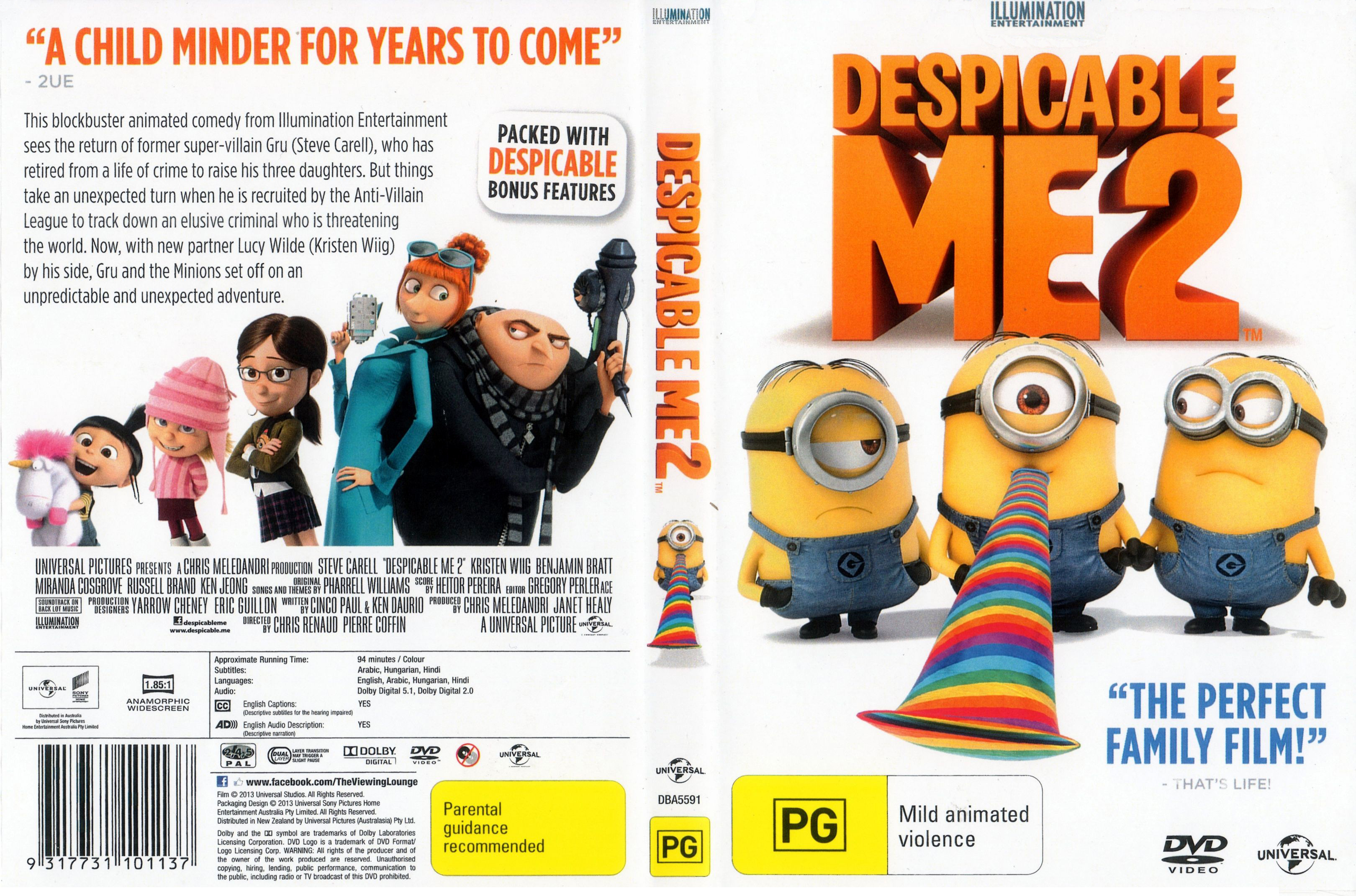 download despicable me 2 in hindi