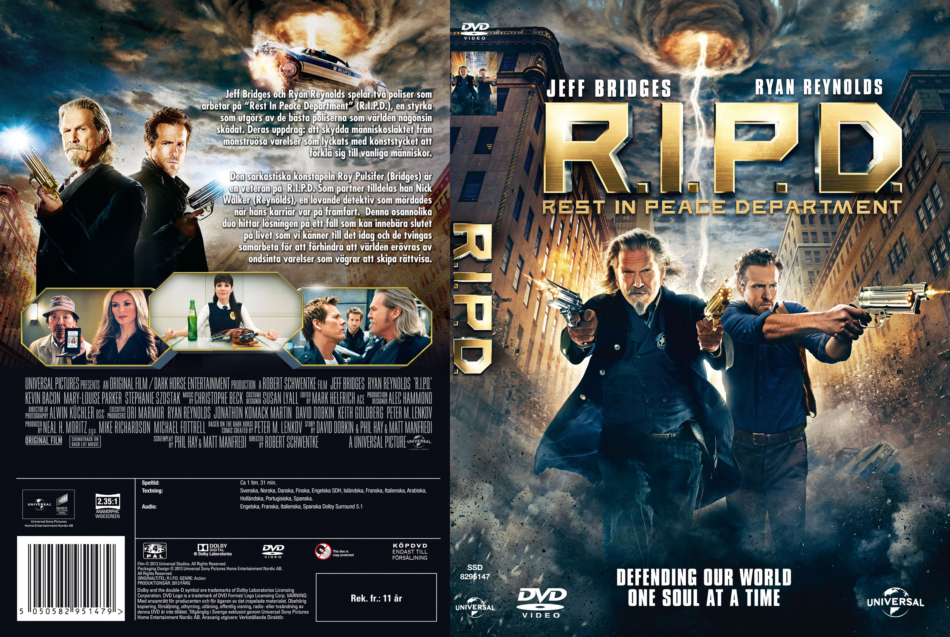 COVERS.BOX.SK ::: R.I.P.D. - high quality DVD / Blueray ... R.i.p.d. Dvd