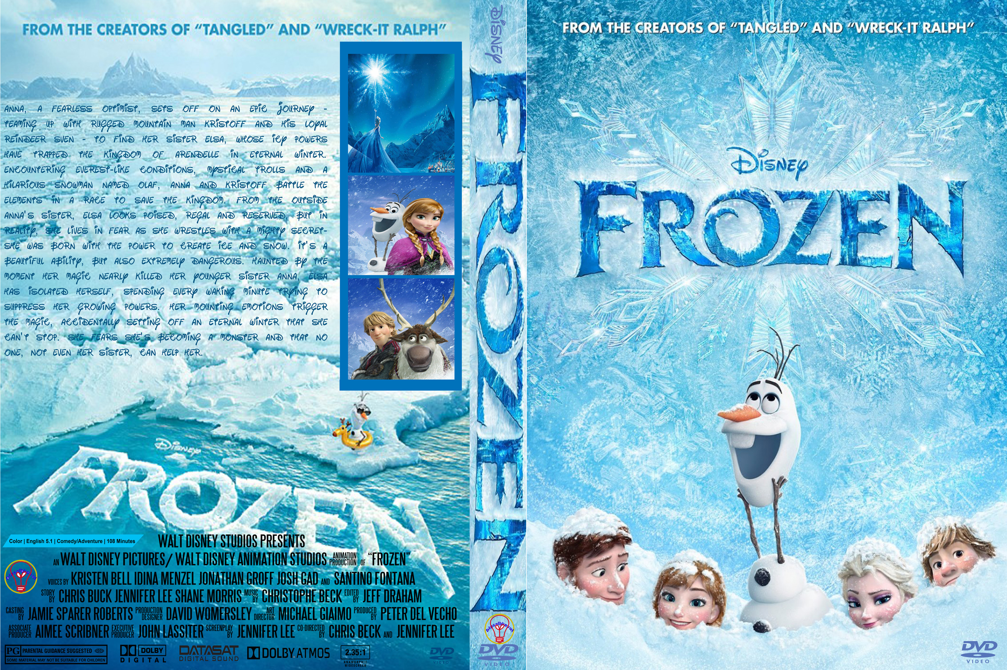 covers.box.sk ::: frozen 2013 - high quality dvd / blueray / movie