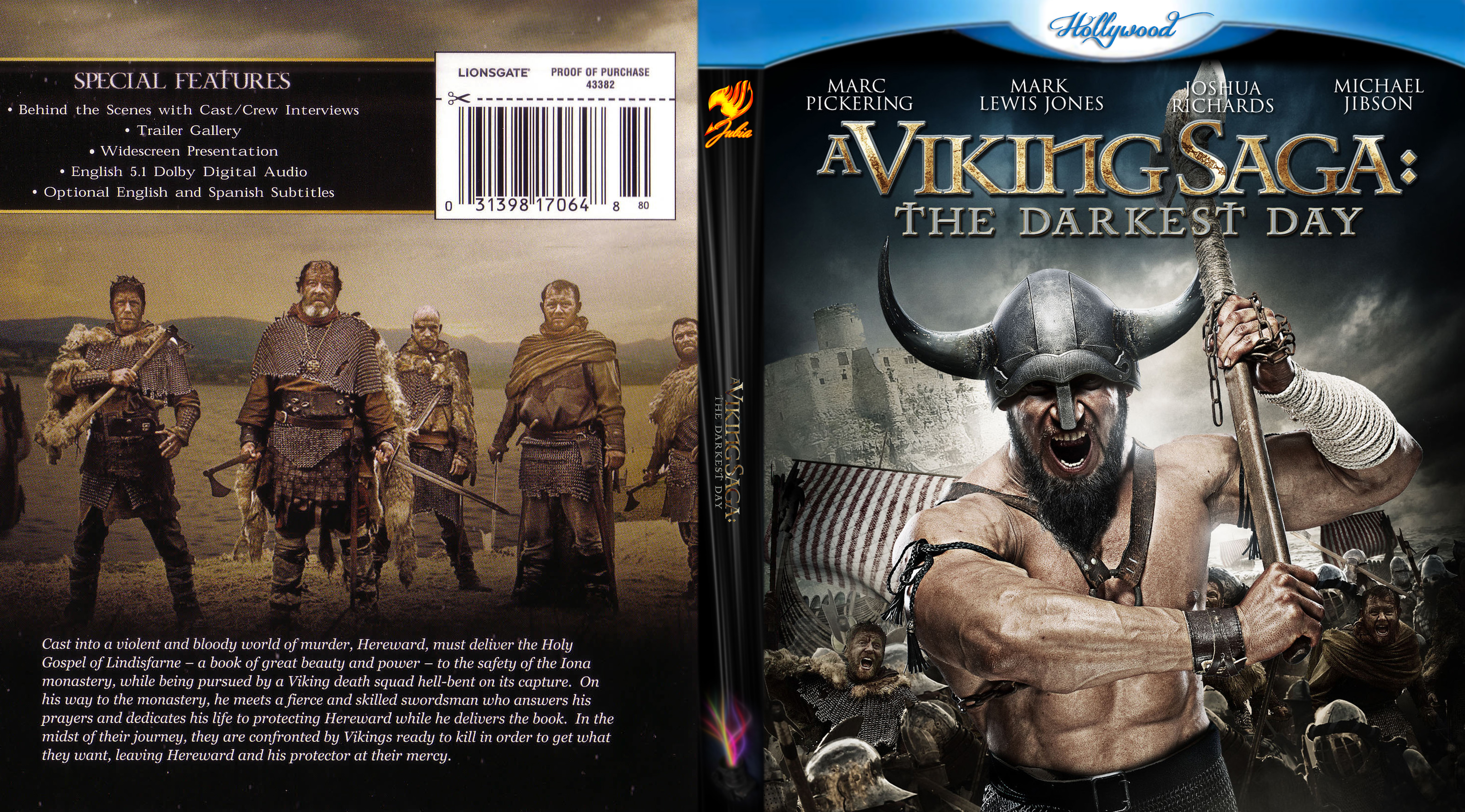 filme a viking saga the darkest day