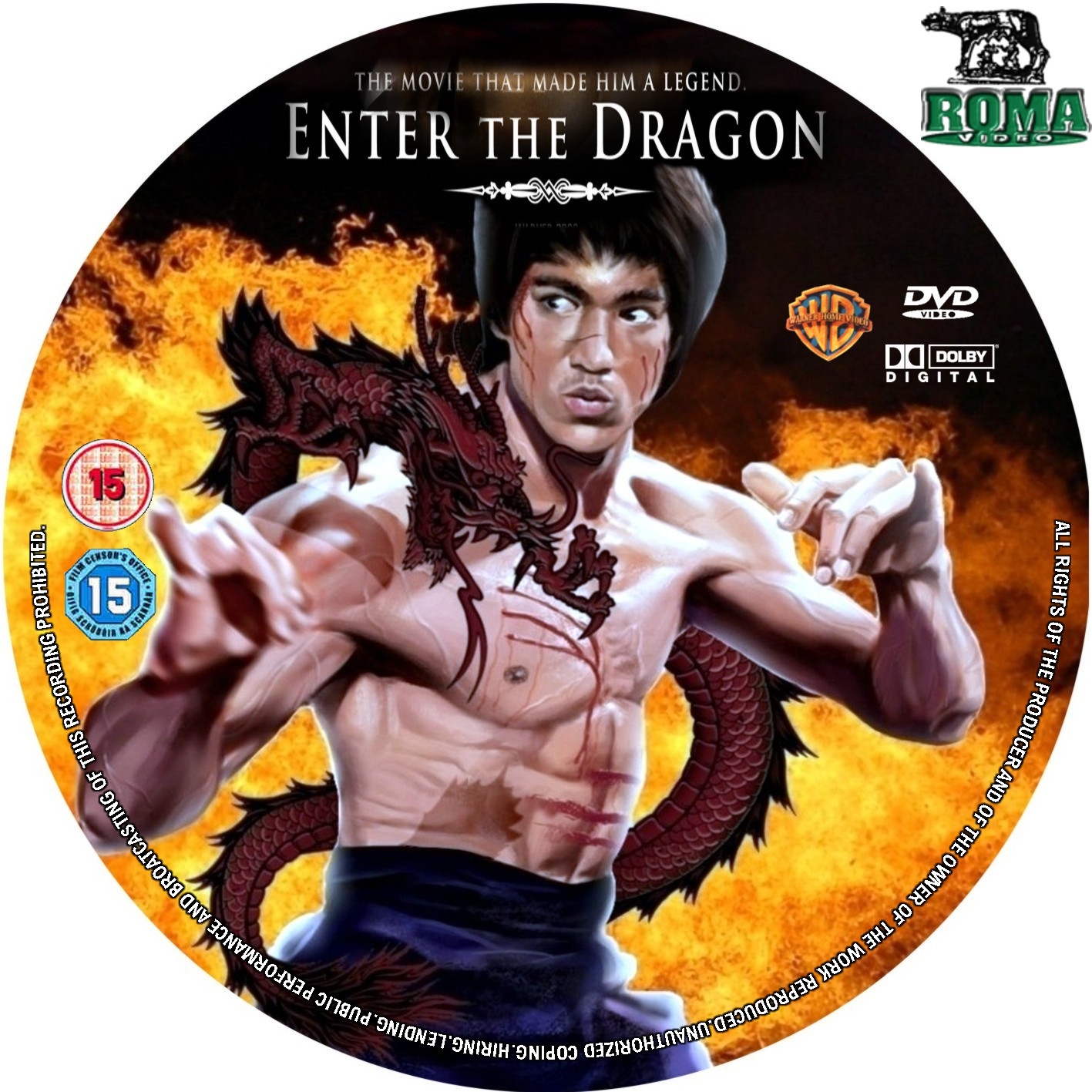 Enter the dragon sex cartoon babes