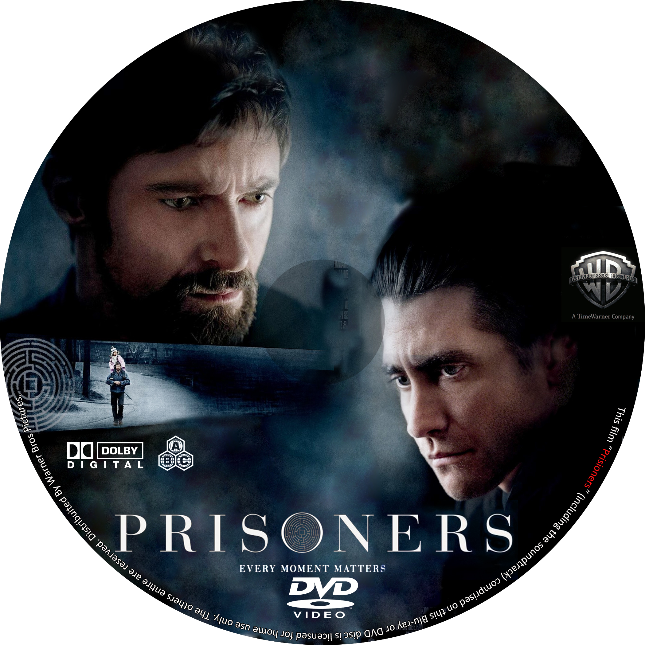 Prisoners Dvd Cover