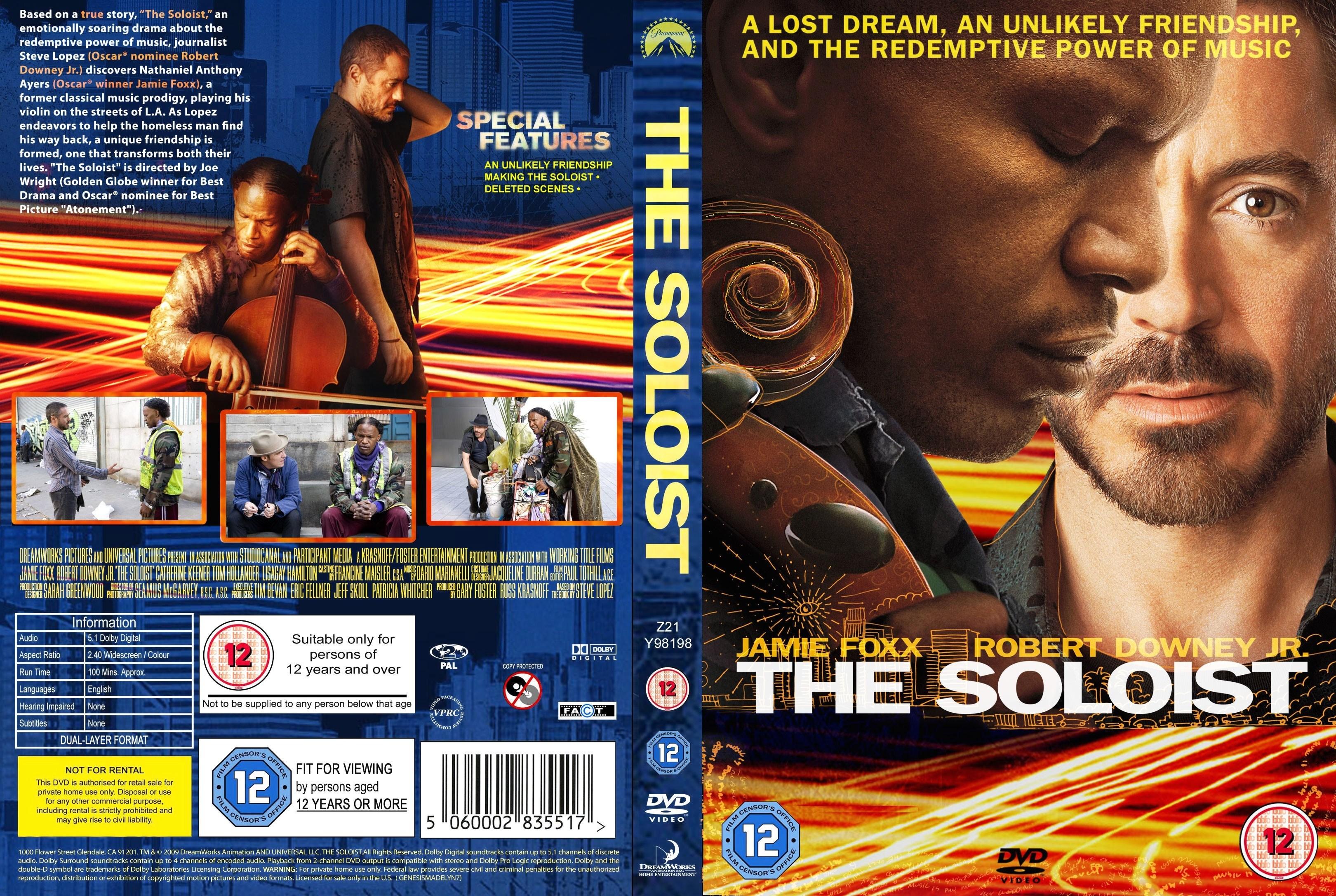 Movie the soloist soundtrack