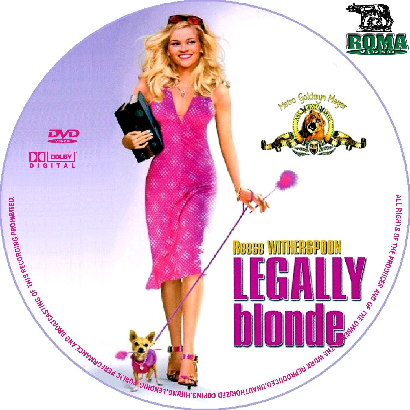 Blonde stereotype