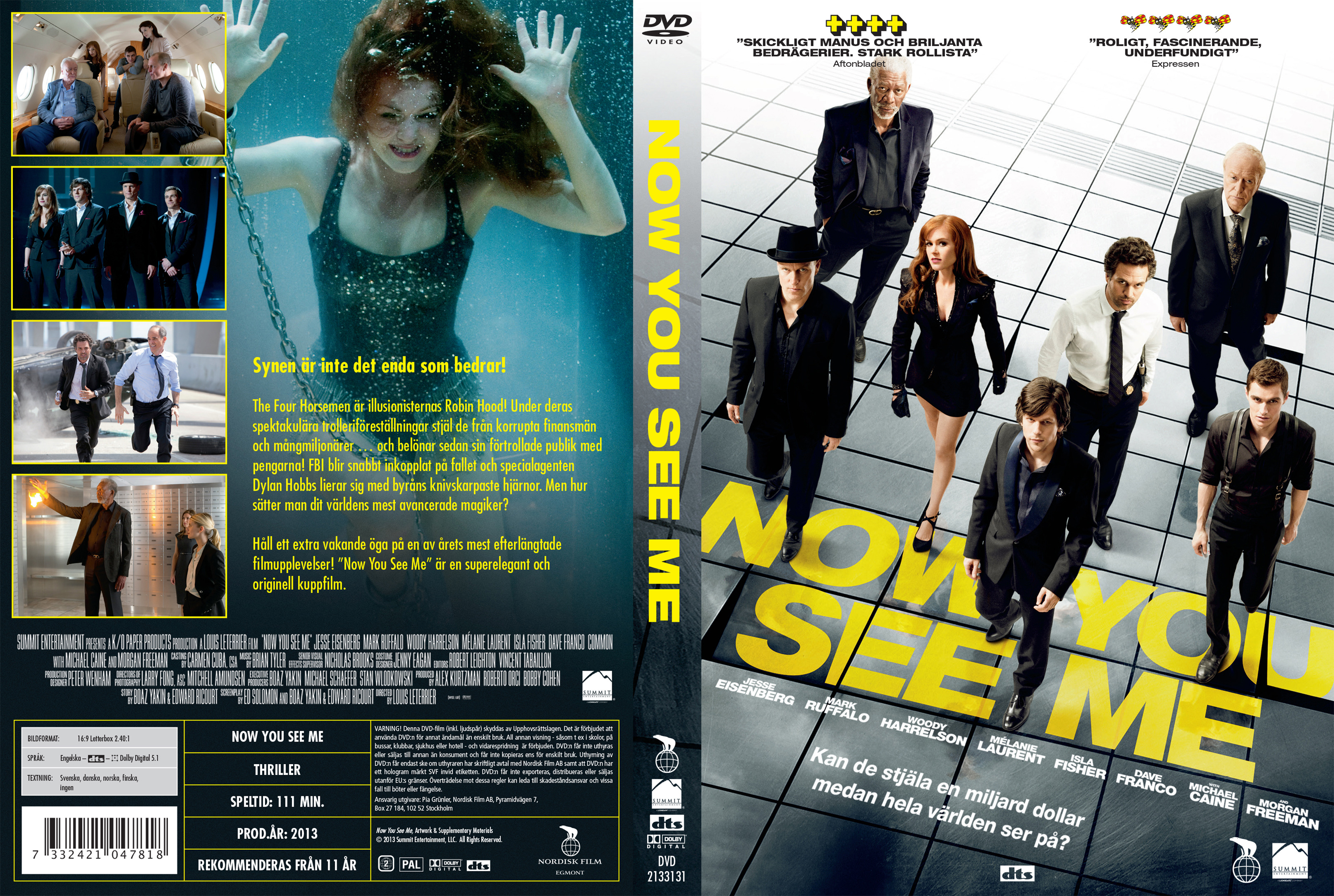 Now You See Me 2 2016 Bluray Subtitle Indonesia - JPDenata ...