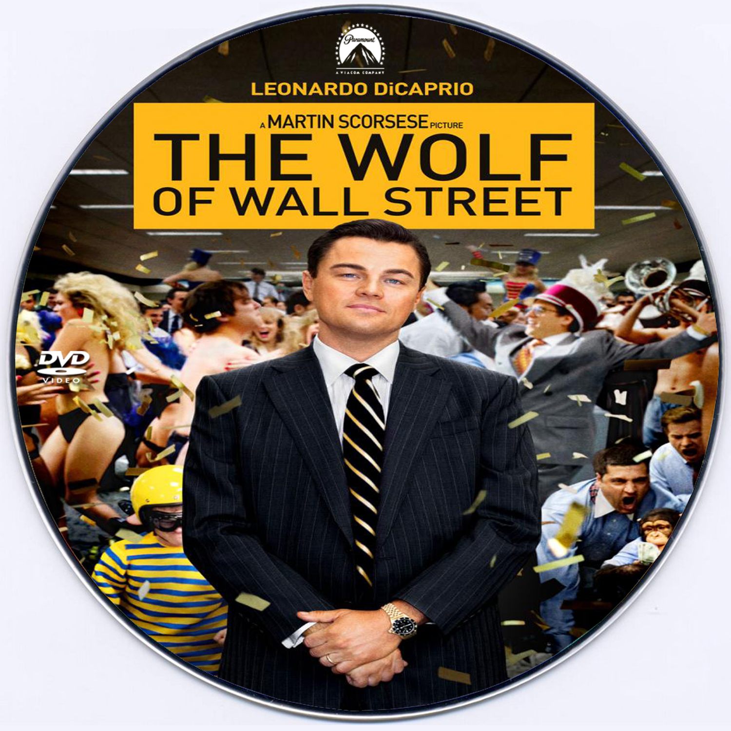 COVERS.BOX.SK ::: The Wolf of Wall Street (2013) - high ... Wolf Of Wall Street Movie Cover