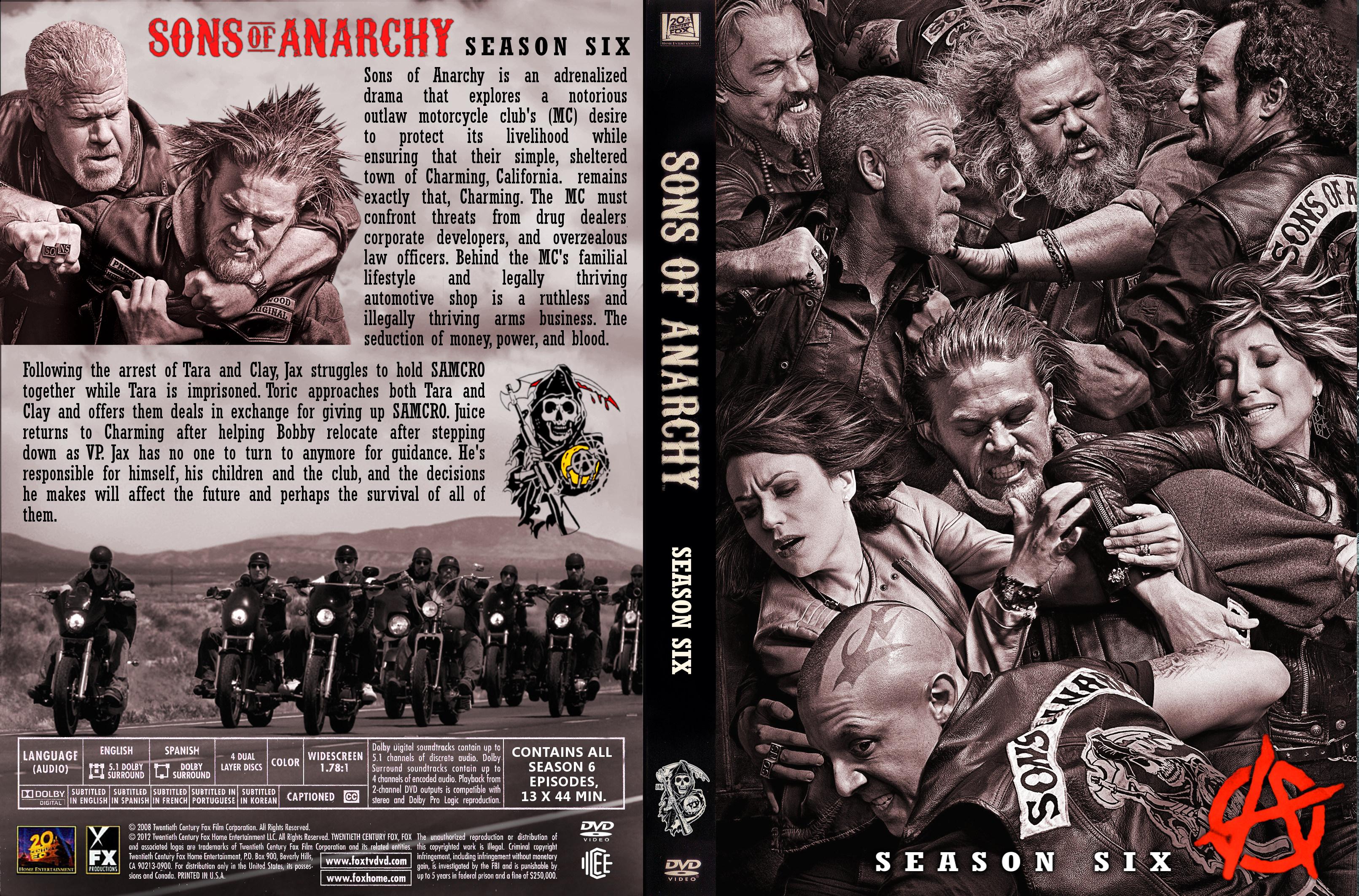 Xem Phim Giang Hồ Đẫm Máu Phần 6 - Sons Of Anarchy Season 6 - Wallpaper Full HD - Hình nền lớn