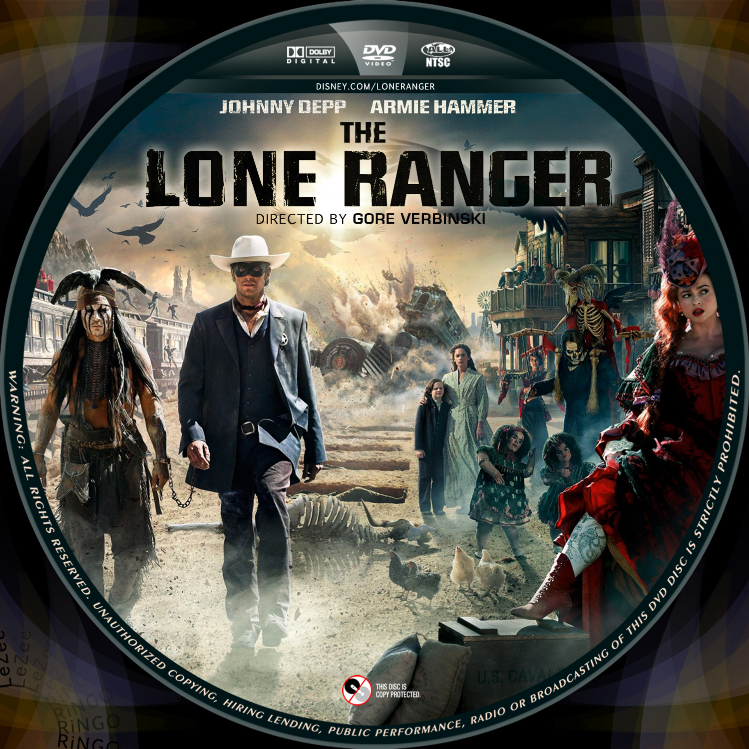 coversboxsk the lone ranger high quality dvd
