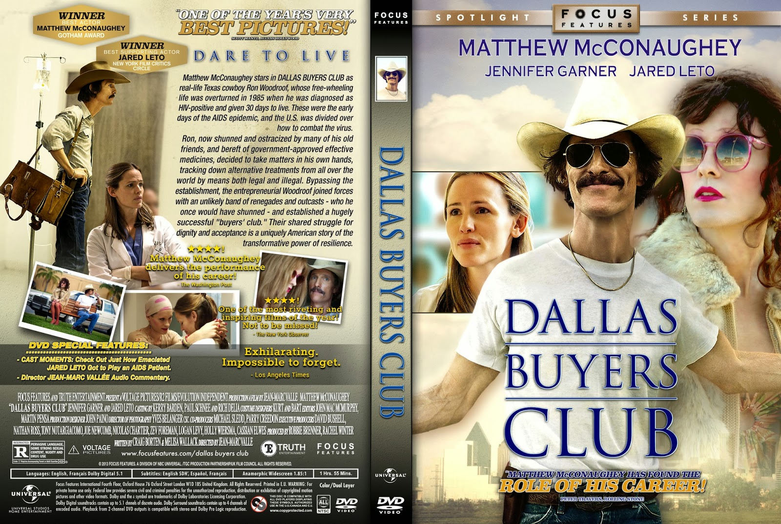 COVERS.BOX.SK ::: dallas buyers club - high quality DVD ...   1600 x 1074 jpeg 567kB