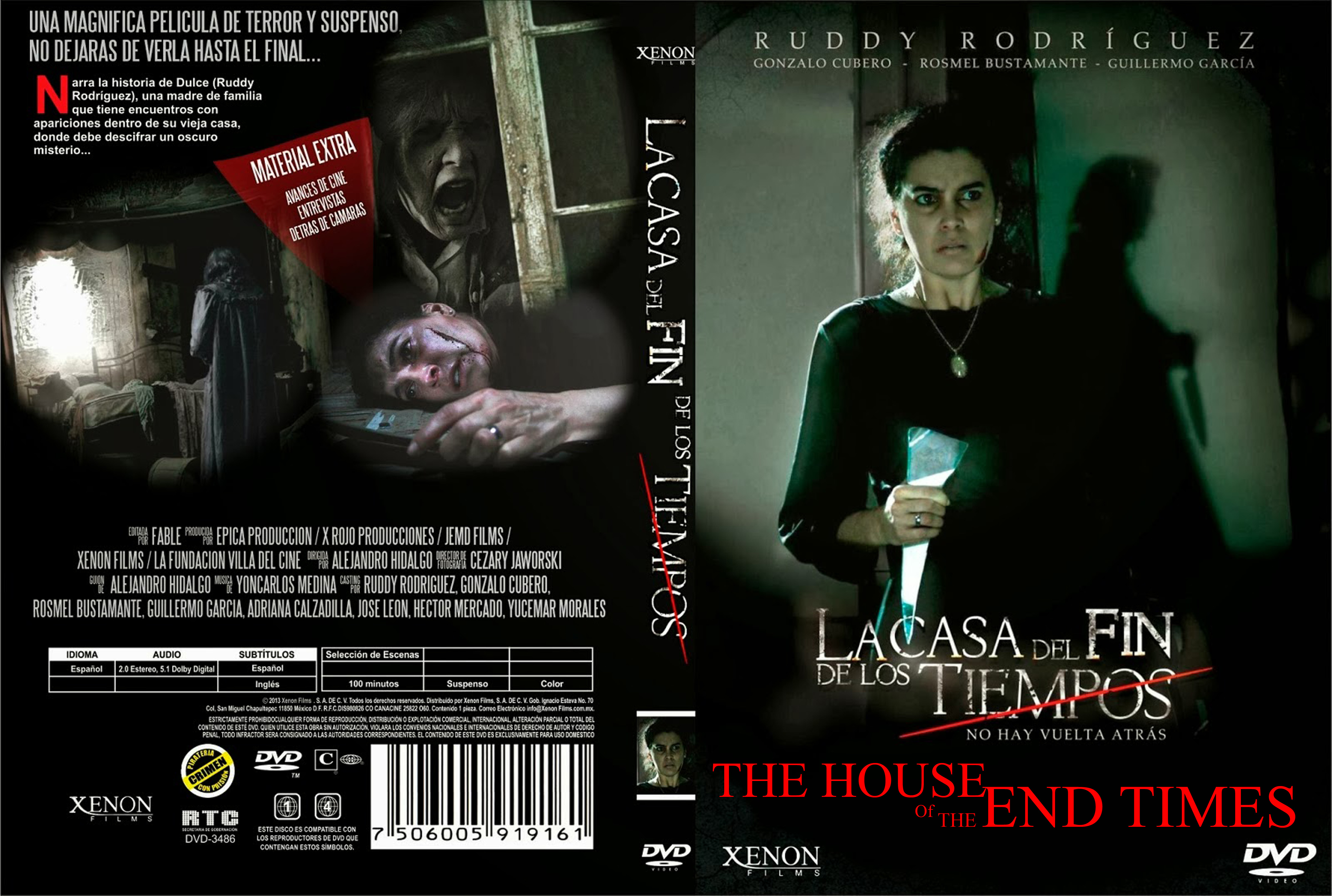 covers box sk the house of the end times 2013 high quality dvd blueray movie. Black Bedroom Furniture Sets. Home Design Ideas
