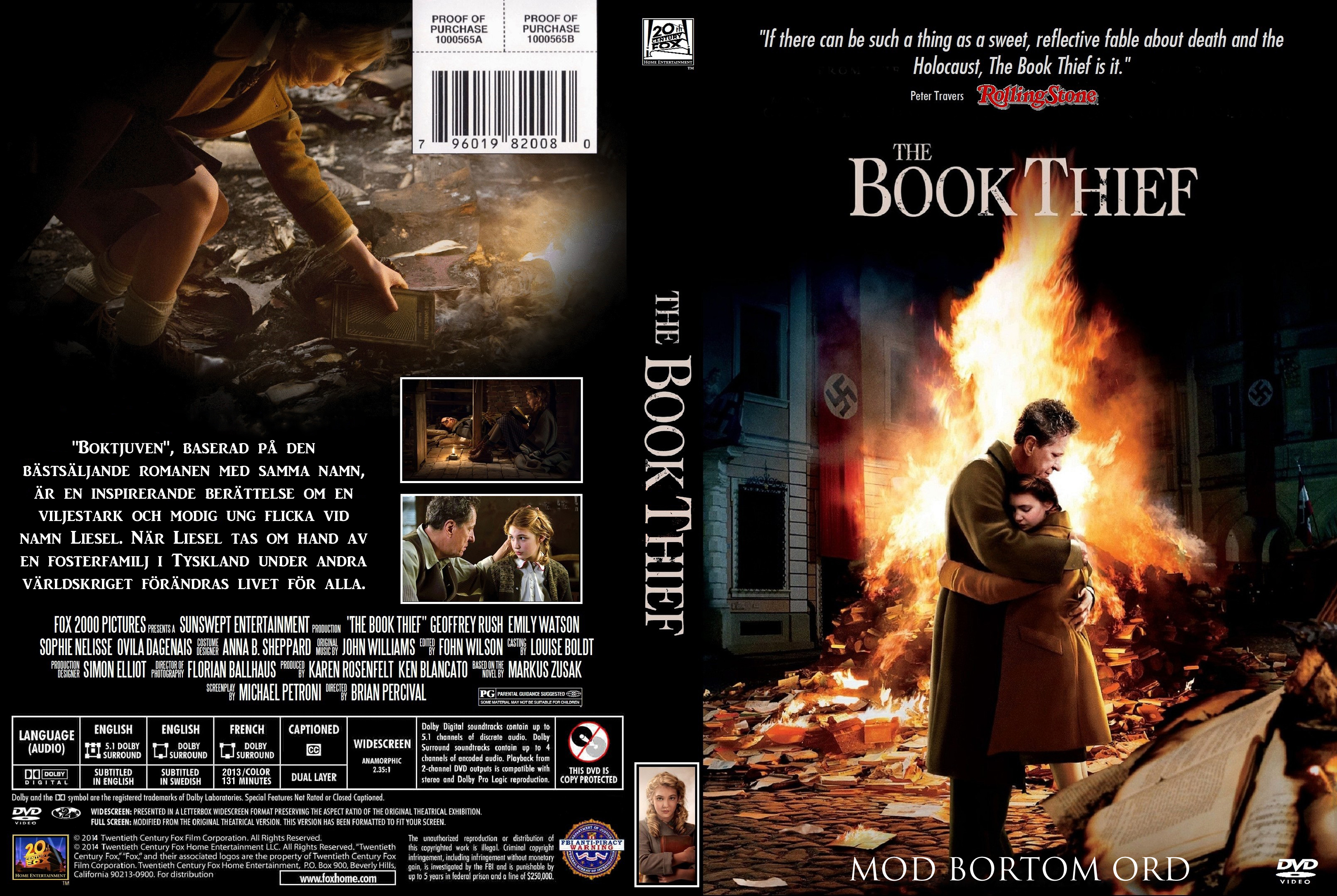 my reading of the book thief