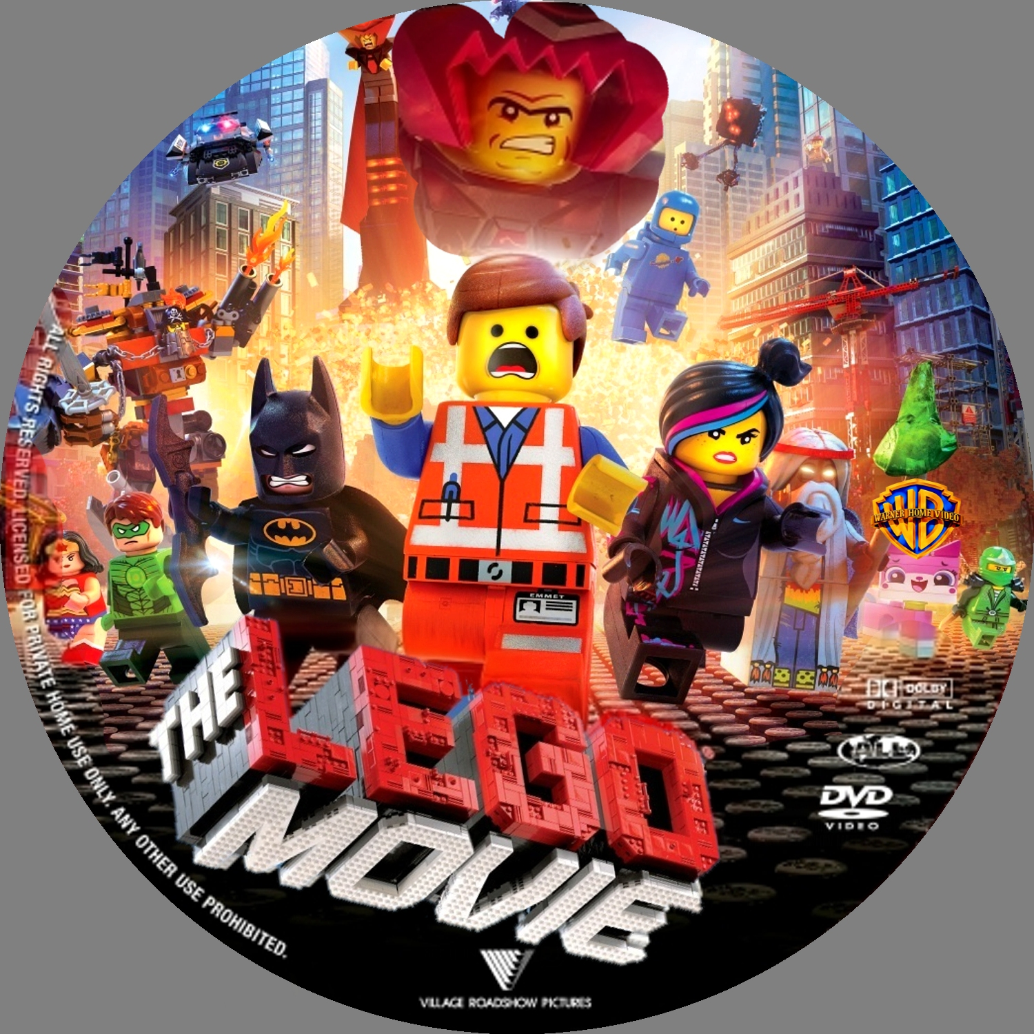 Coversboxsk The Lego Movie High Quality Dvd Blueray Movie