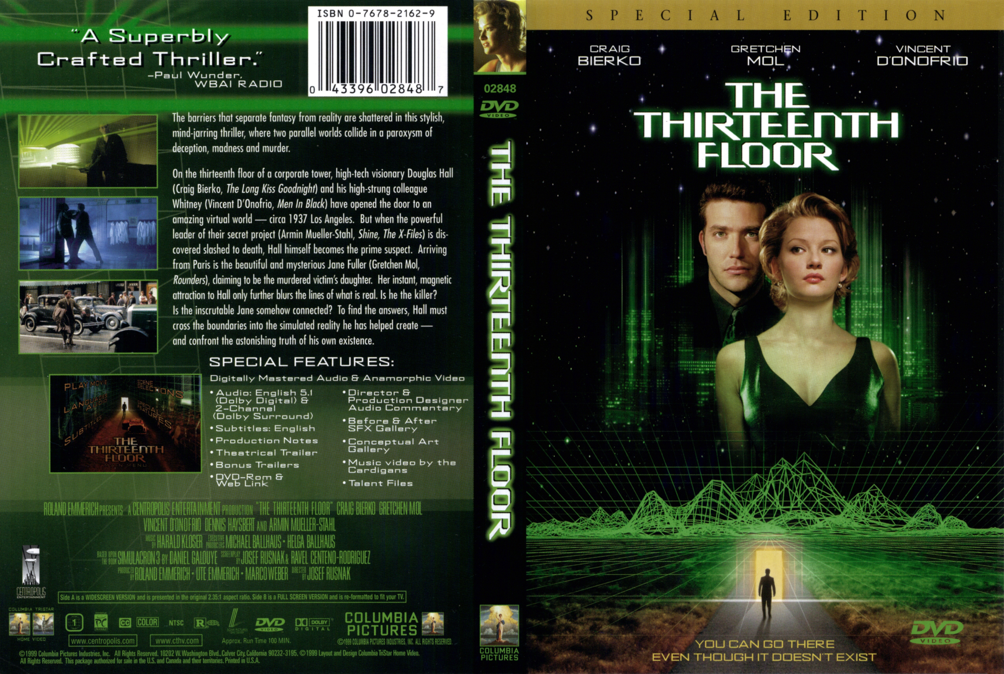 COVERS.BOX.SK ::: The Thirteenth Floor