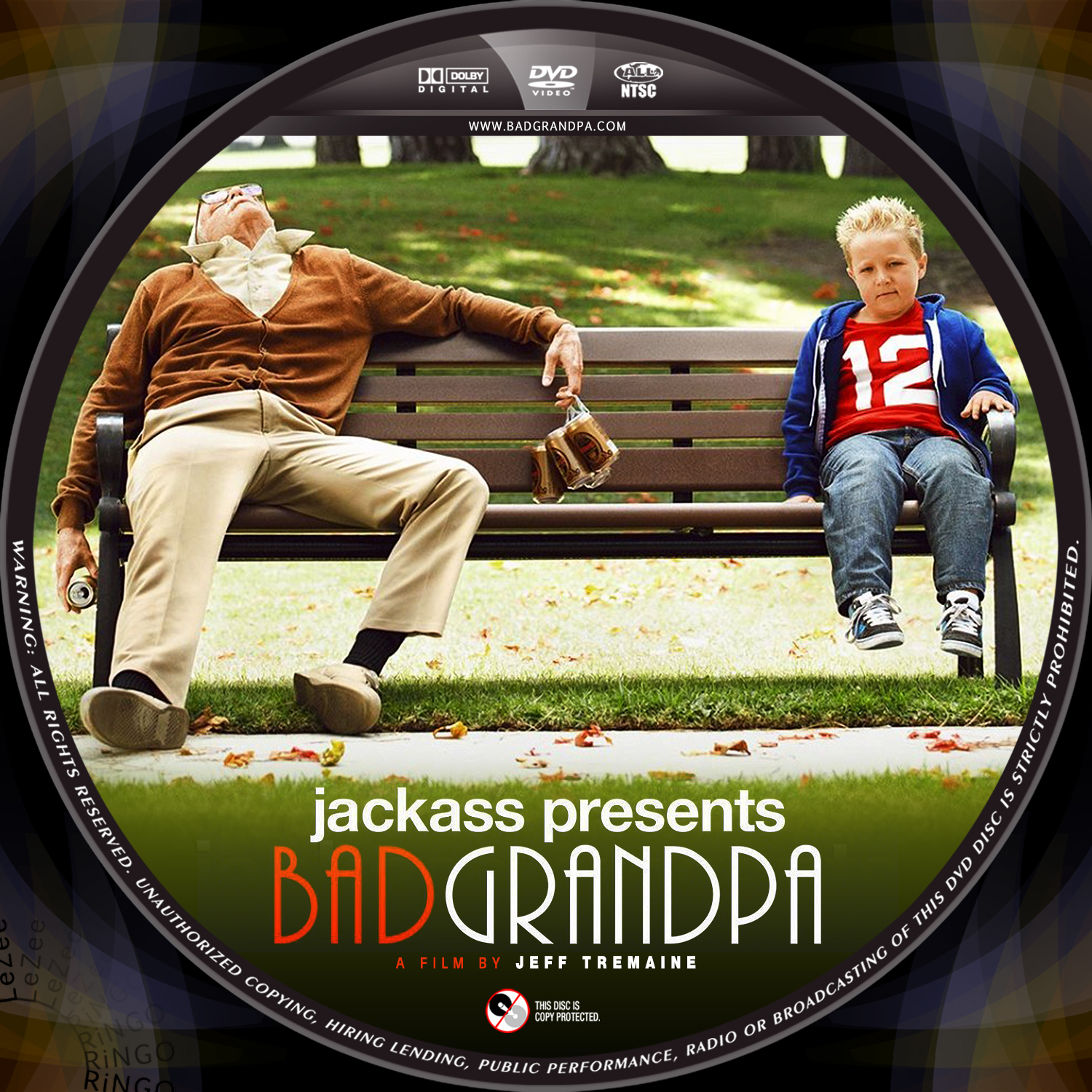 Bad Grandpa Cover Bad grandpa - high qualityBad Grandpa Dvd Cover