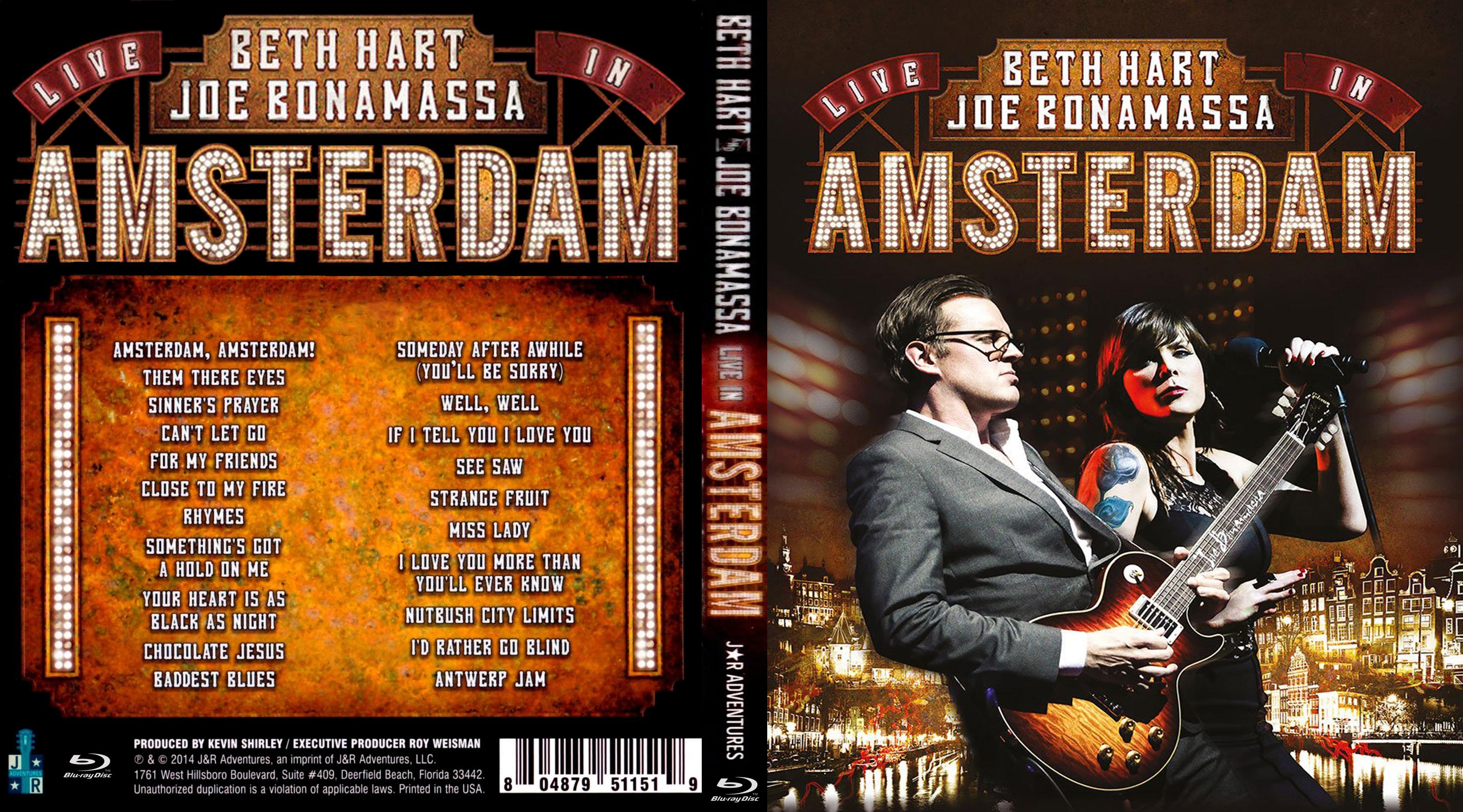 Live in Amsterdam (Beth Hart and Joe Bonamassa album
