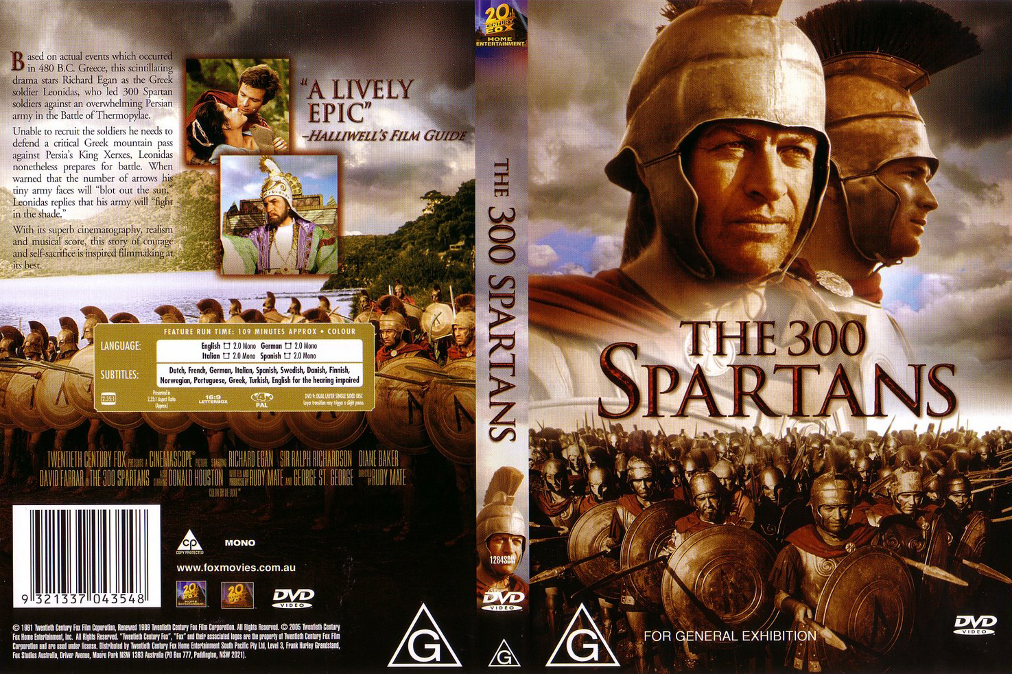 Battle Of Thermopylae Movie Download