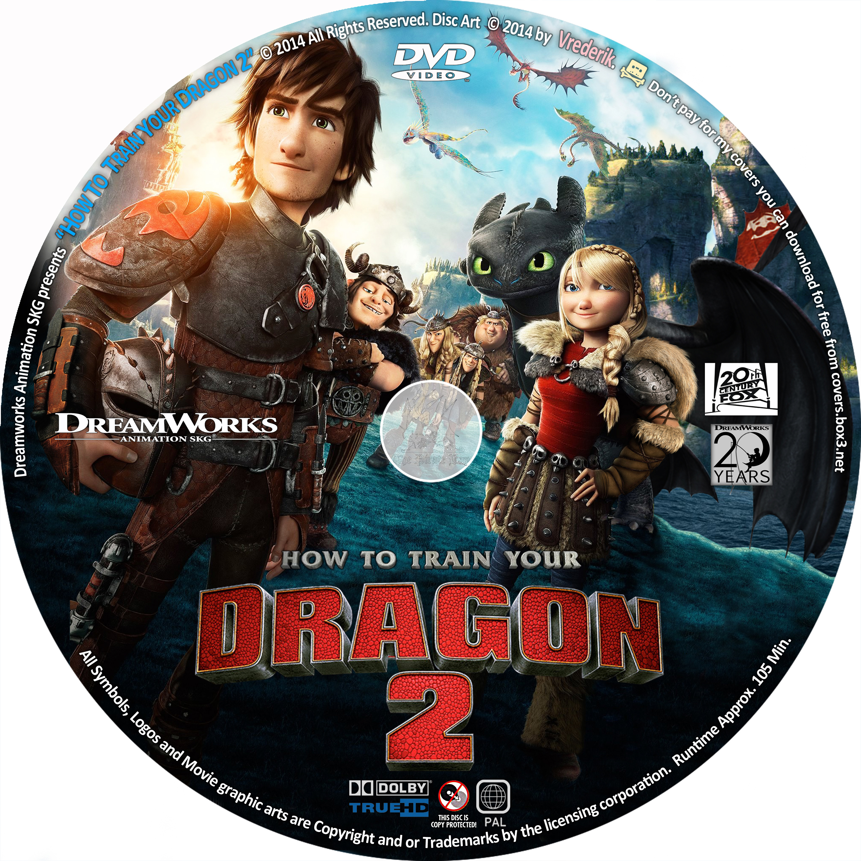 Coversx how to train your dragon 2 2014 high quality click here for ccuart Choice Image