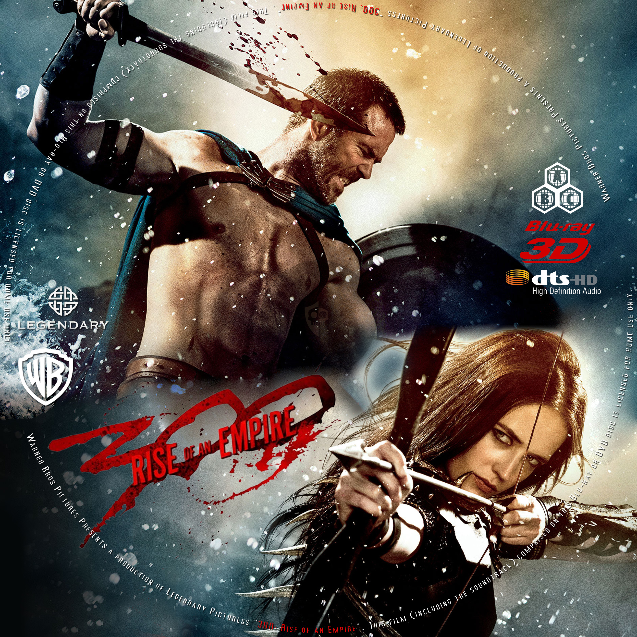 Covers Box Sk 300 Rise Of An Empire 2014 High