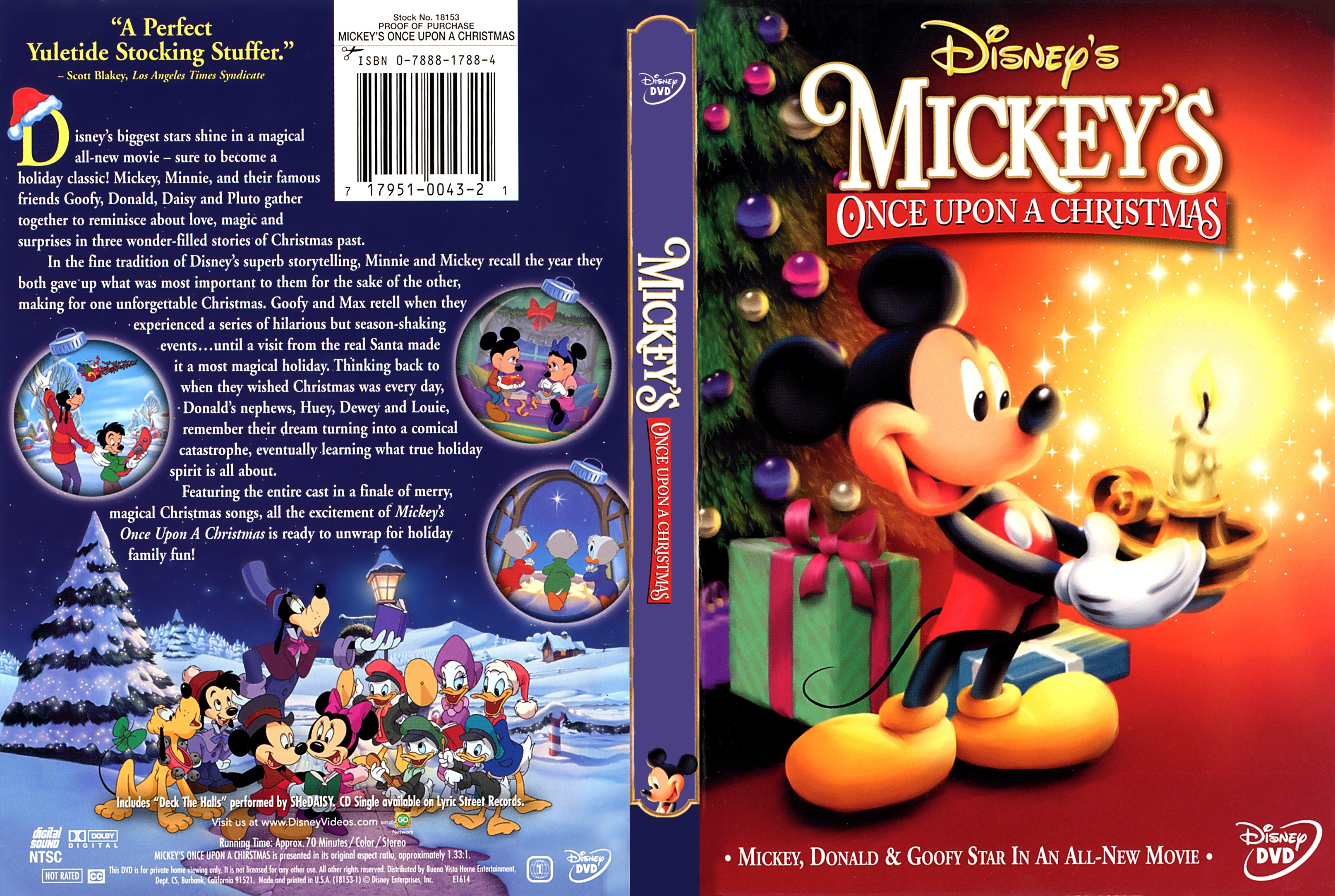 click here for full size image - Once Upon A Christmas Full Movie
