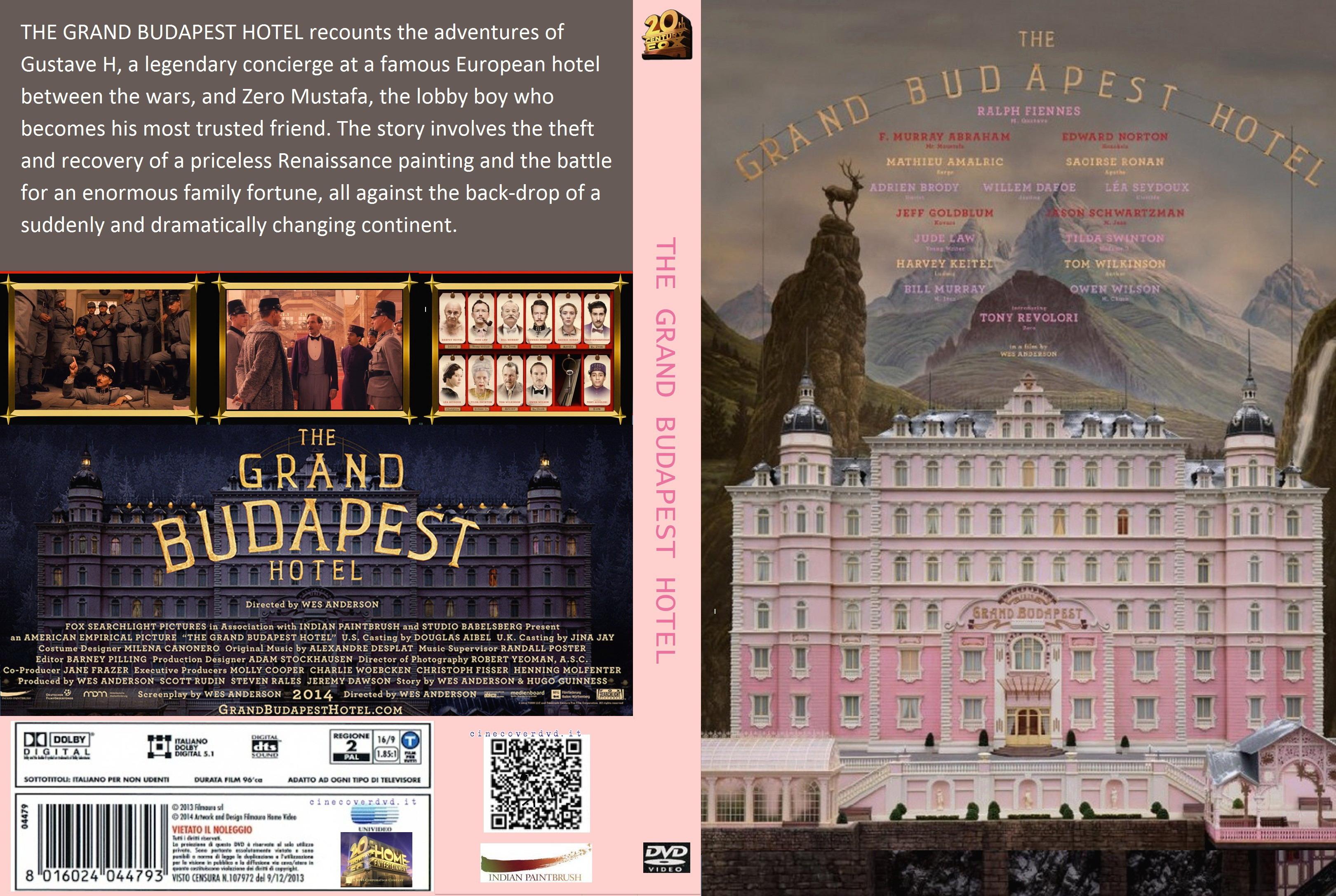 Budapest Hotel Full Movie El Tiempo Entre Costuras Serie Online