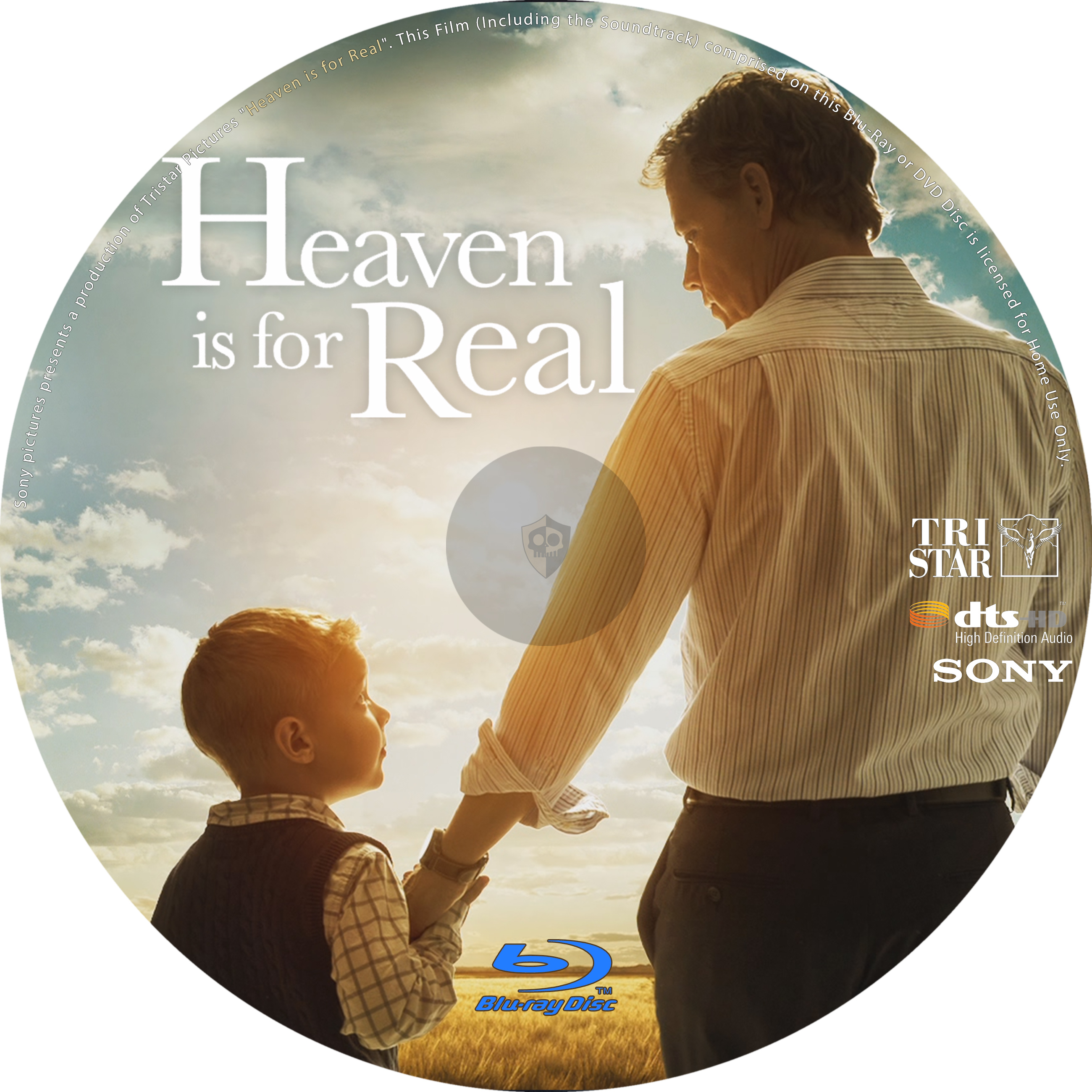 Heaven is for Real But some say the popular movie by this