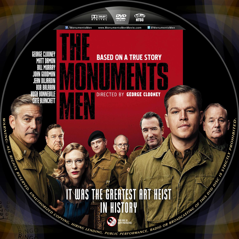 The Monuments Men Dvd