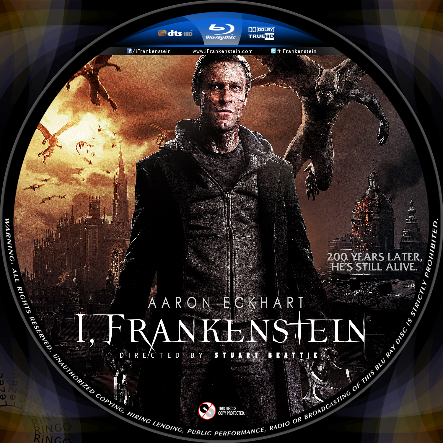 covers.box.sk ::: i, frankenstein - high quality dvd / blueray / movie