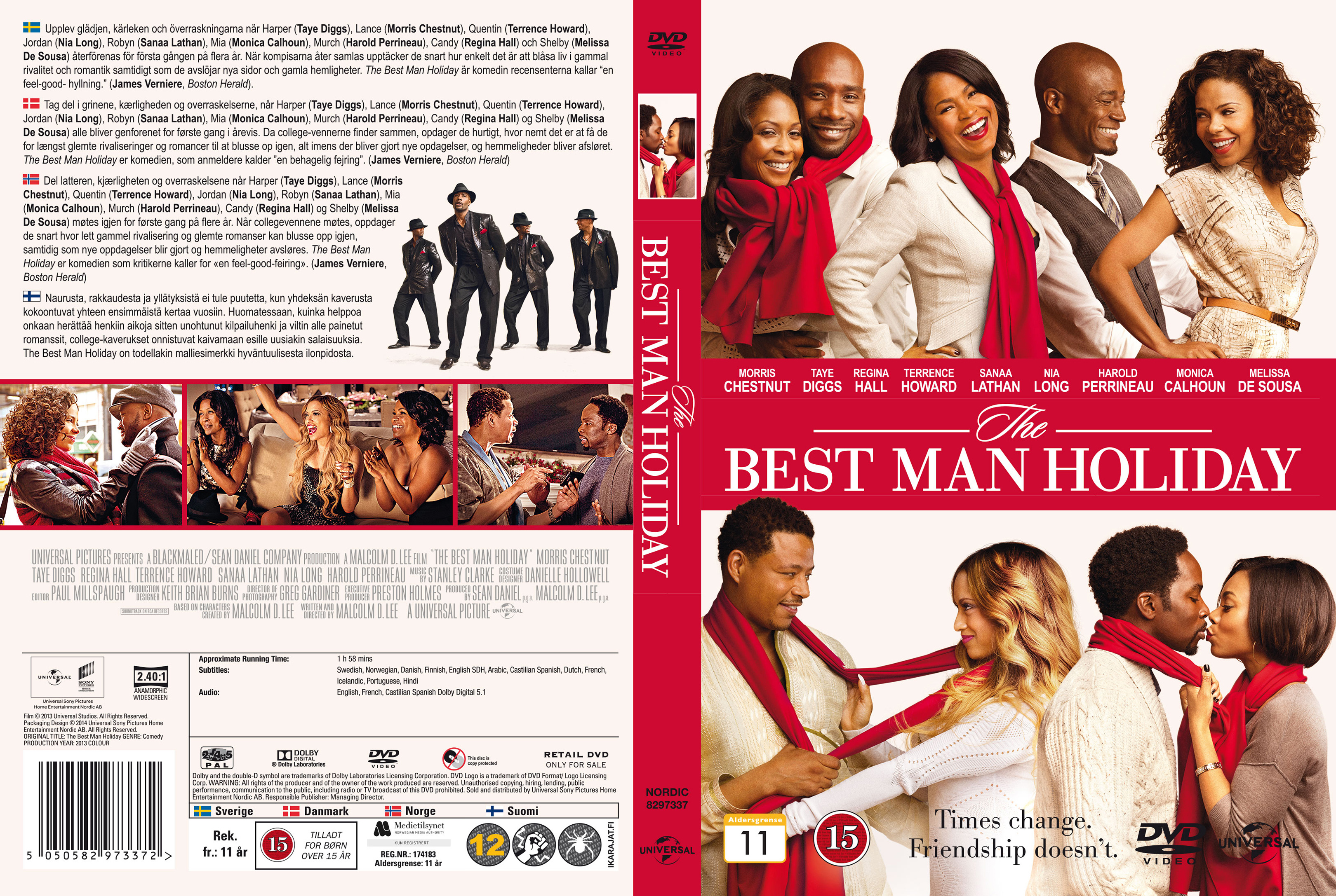 Best man holiday shelby