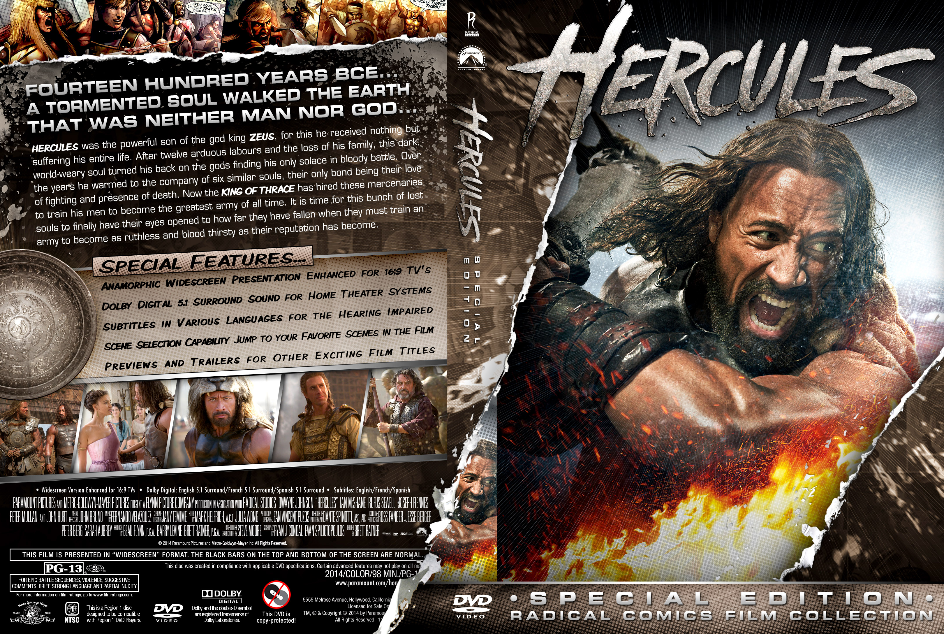 2019 year lifestyle- Movie hercules cover photo
