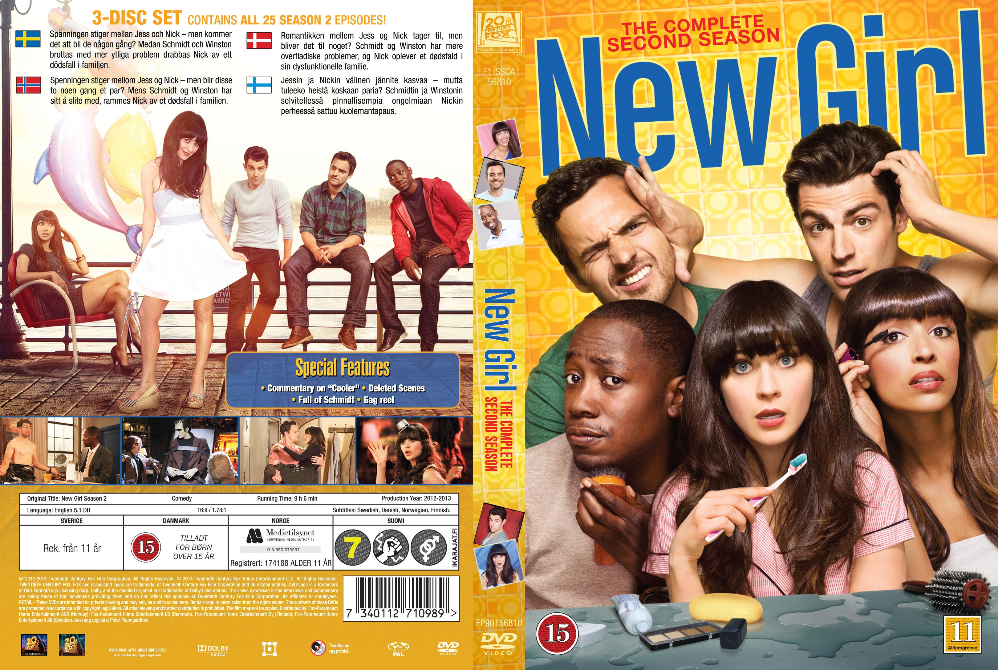 Cover Girl Dvd