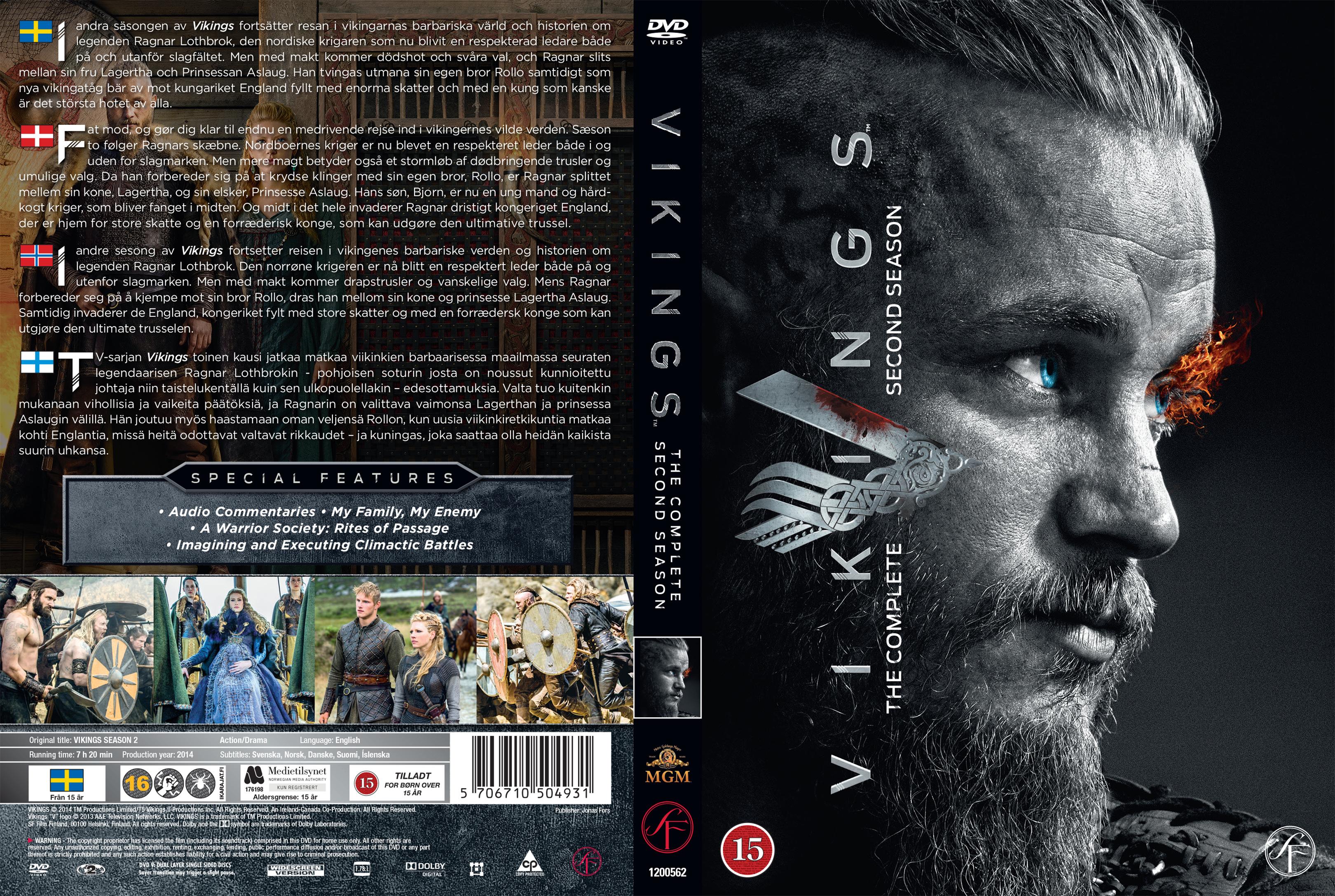 vikings staffel 5 dvd deutsch erscheinungsdatum