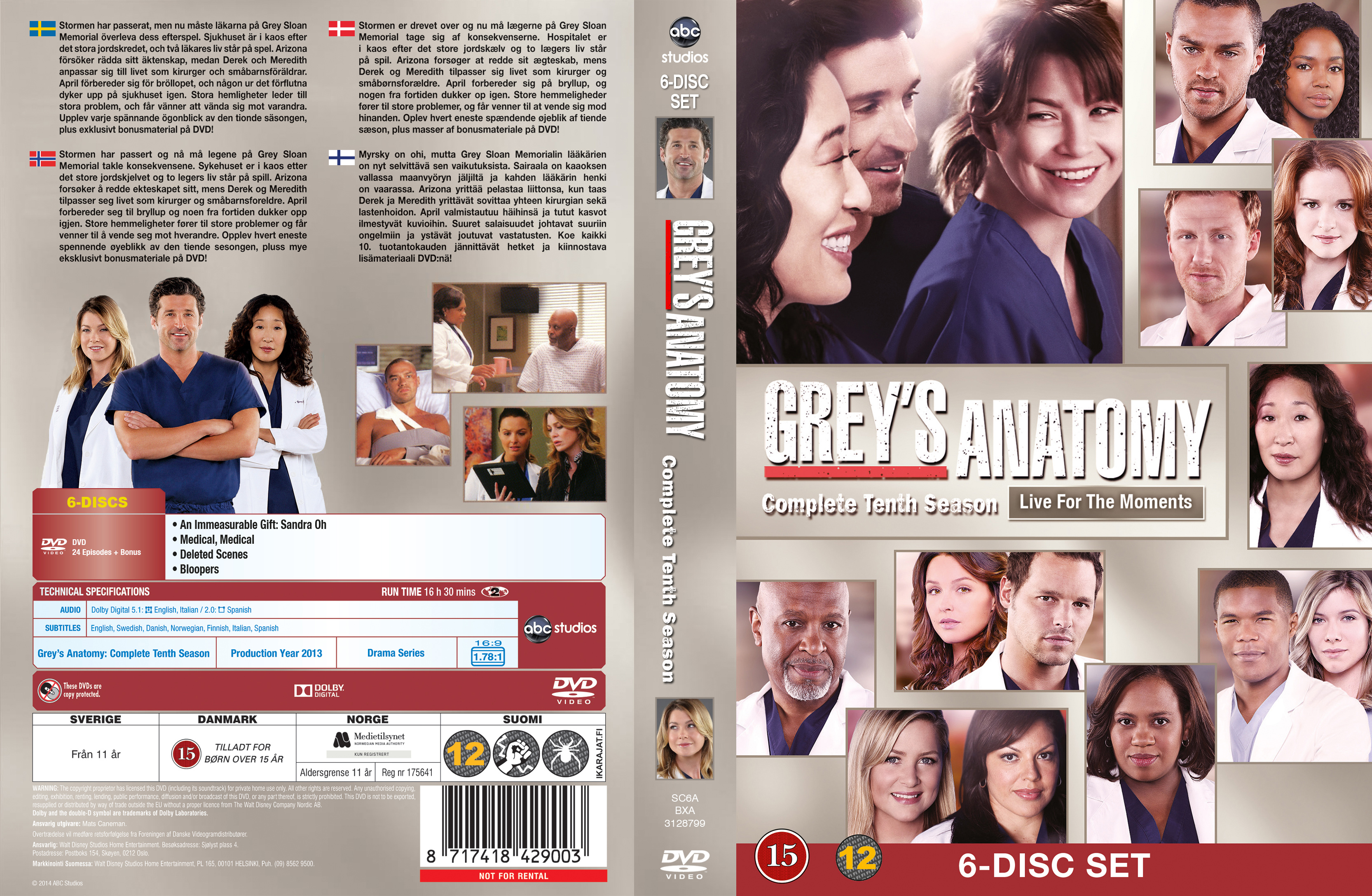 Greys Anatomy Season 11 Dvd 2018 Images Pictures Grey S