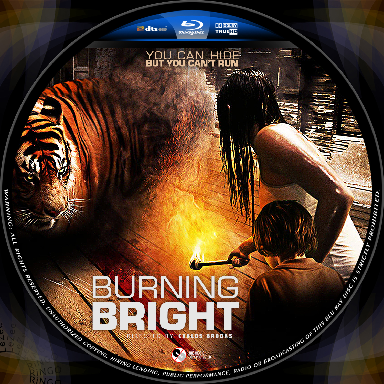COVERS BOX SK ::: Burning Bright - high quality DVD