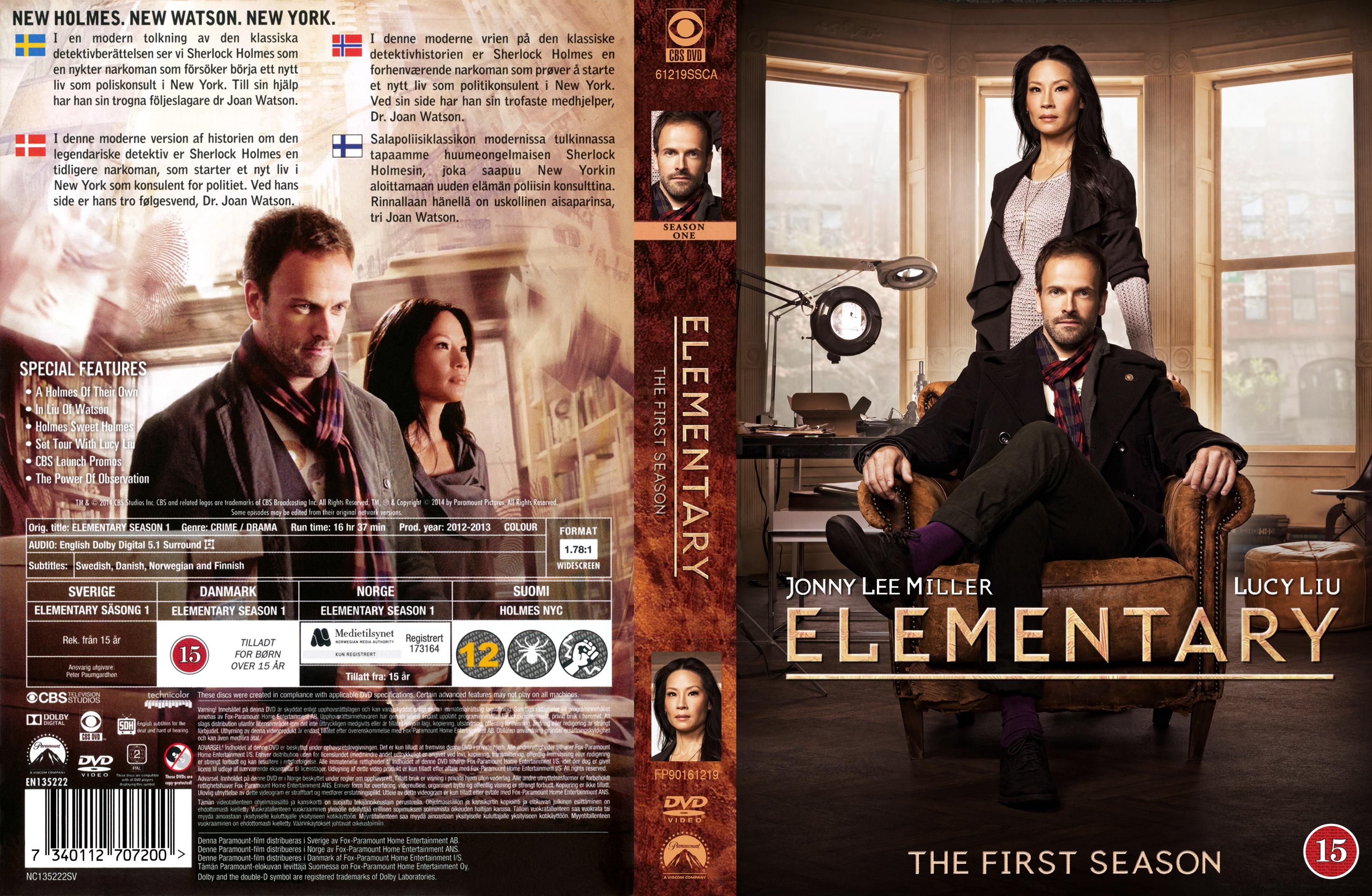 Elementary Staffel 4 Deutschland