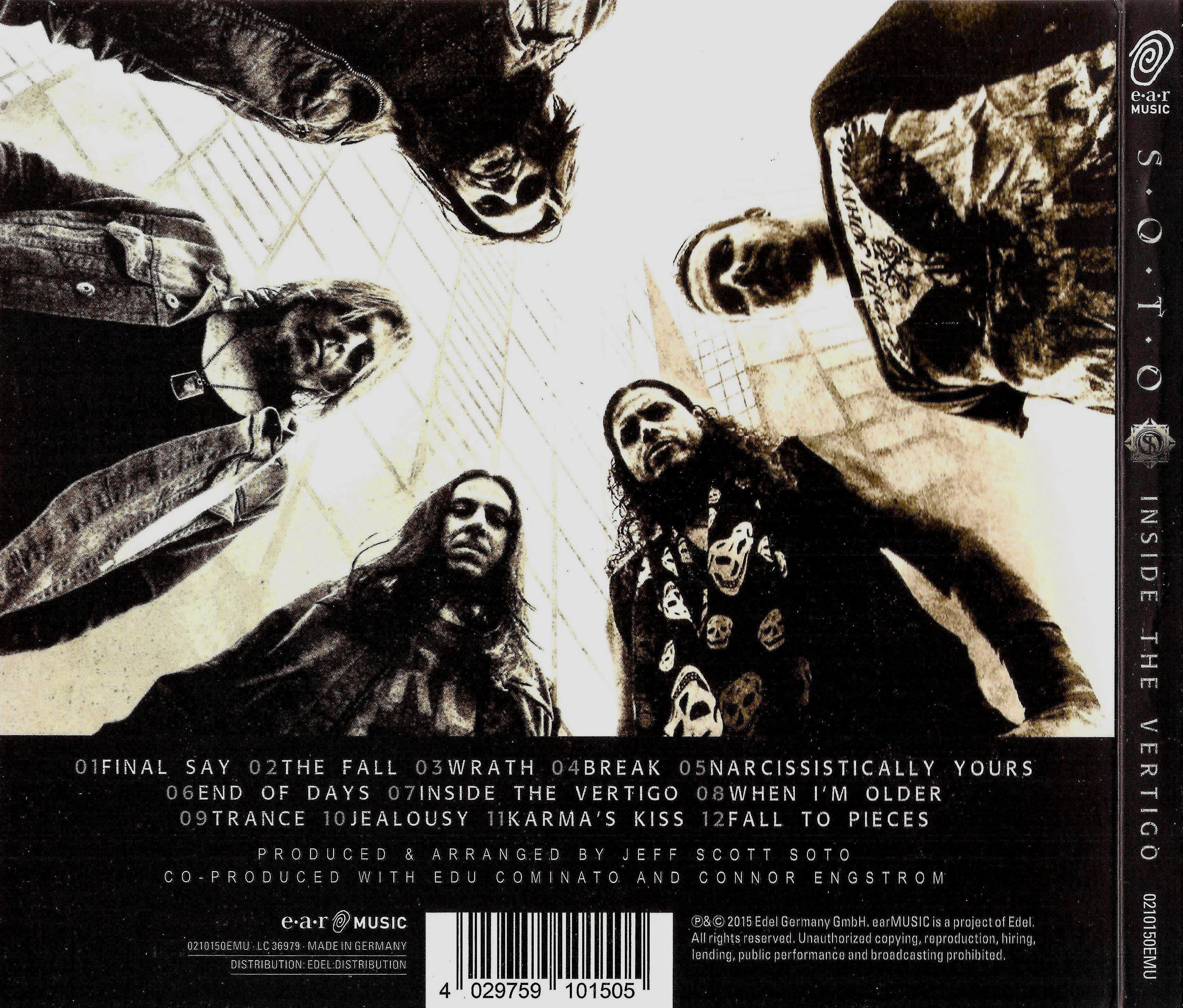 COVERS BOX SK ::: S O T O (Jeff Scott Soto) - Inside The