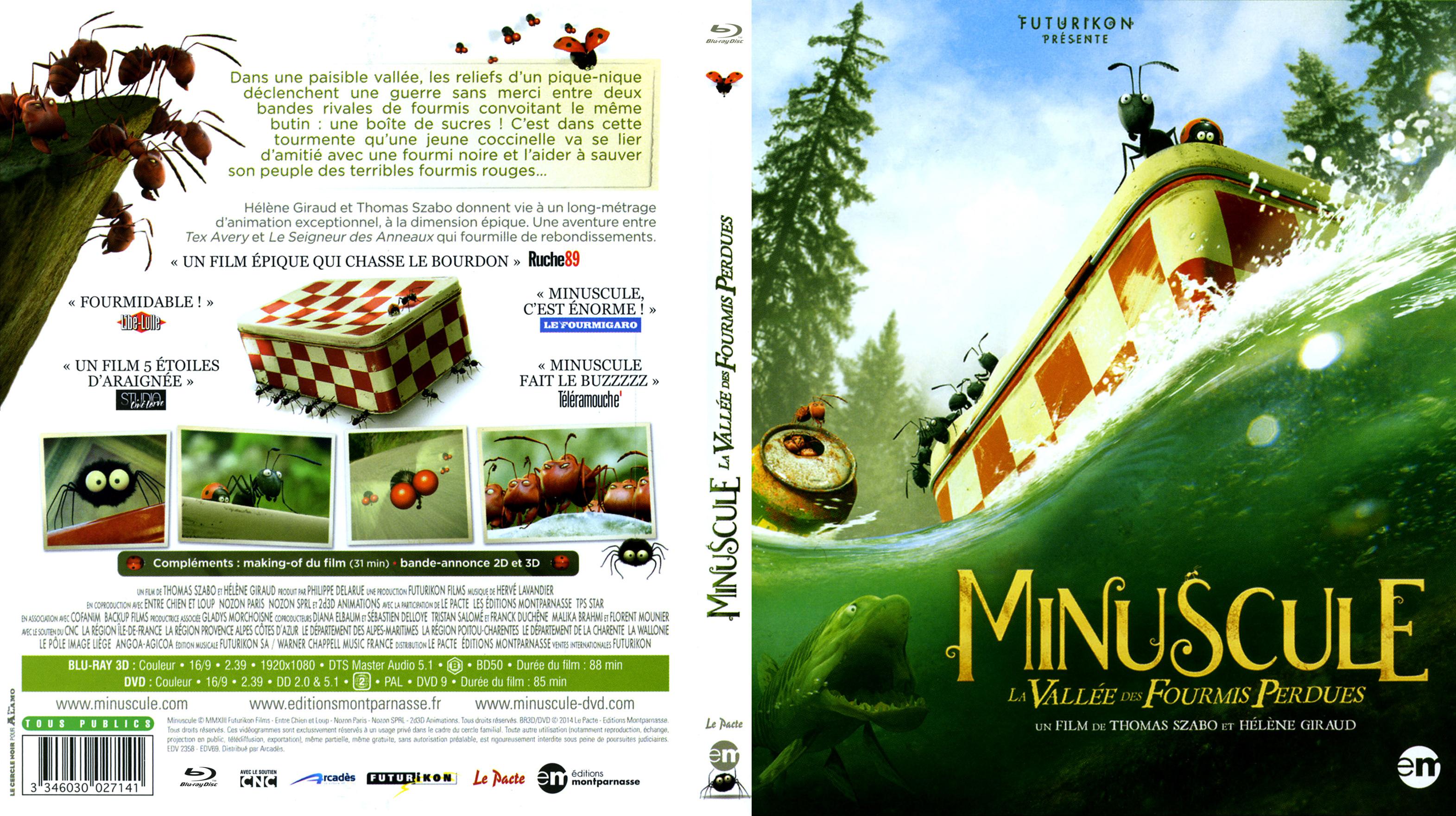 minuscule movie download