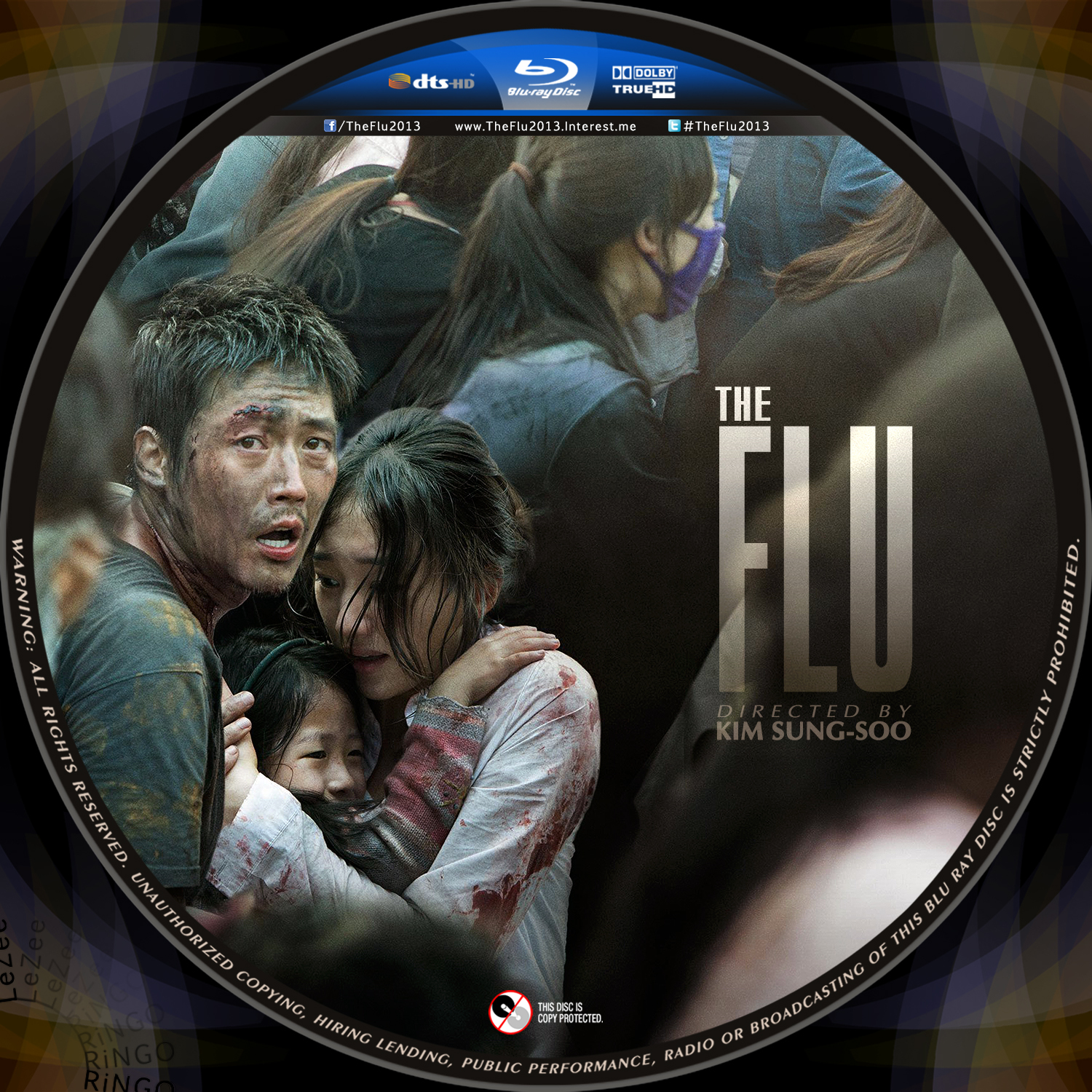 COVERS BOX SK ::: The Flu - high quality DVD / Blueray / Movie