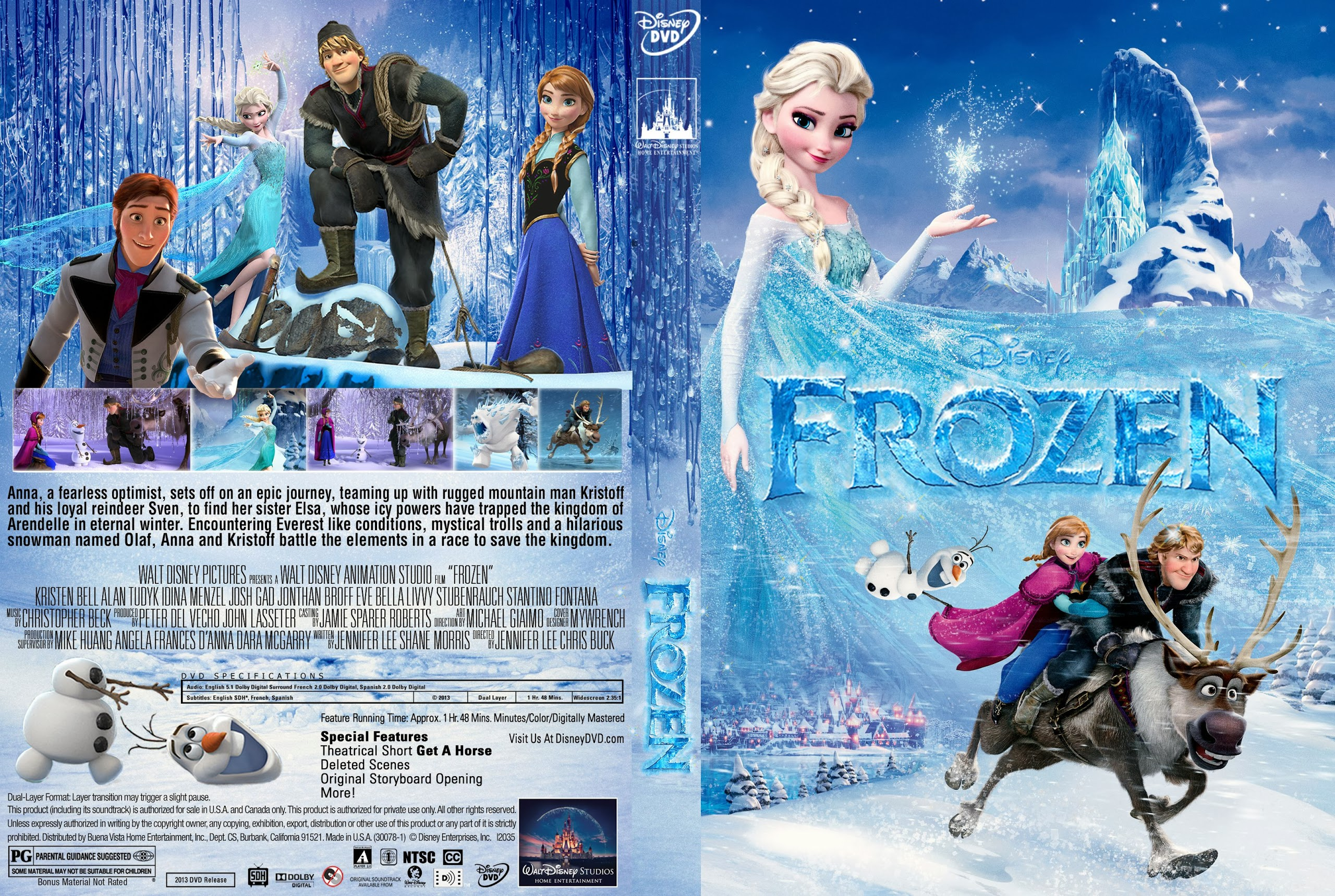 covers.box.sk ::: frozen [2013] - high quality dvd / blueray / movie