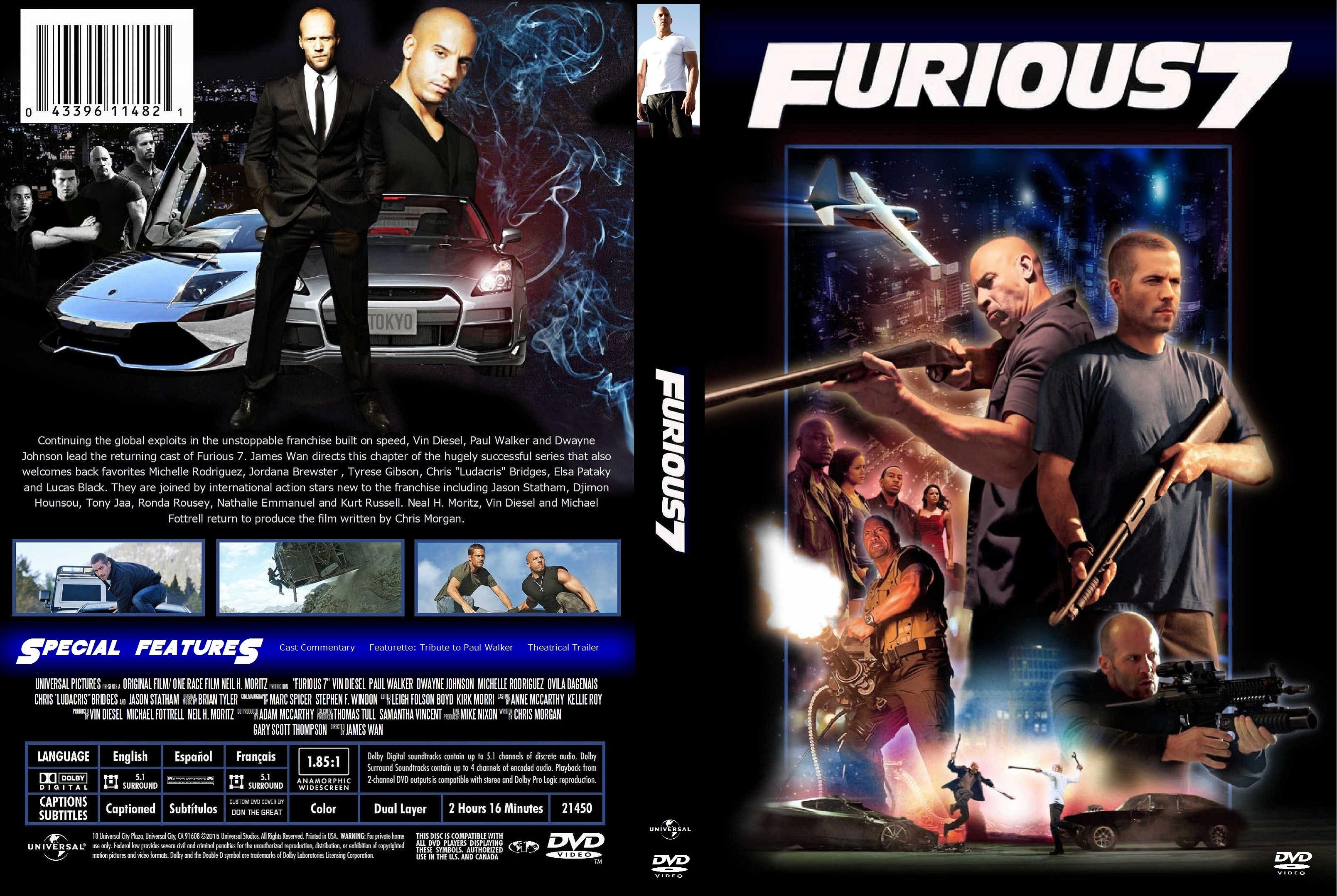 couverture dvd et jaquette