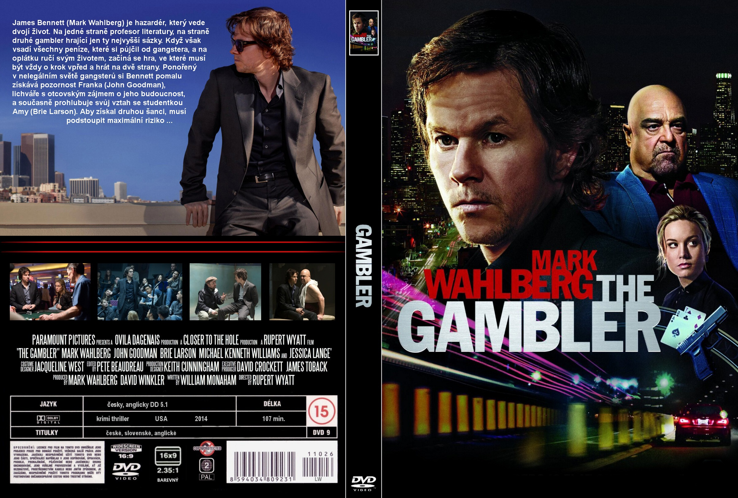 the gambler full movie