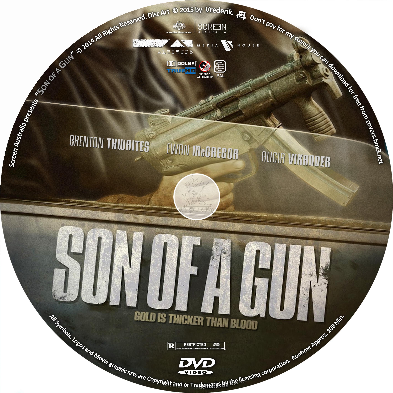 COVERS.BOX.SK ::: Son Of A Gun (2014)