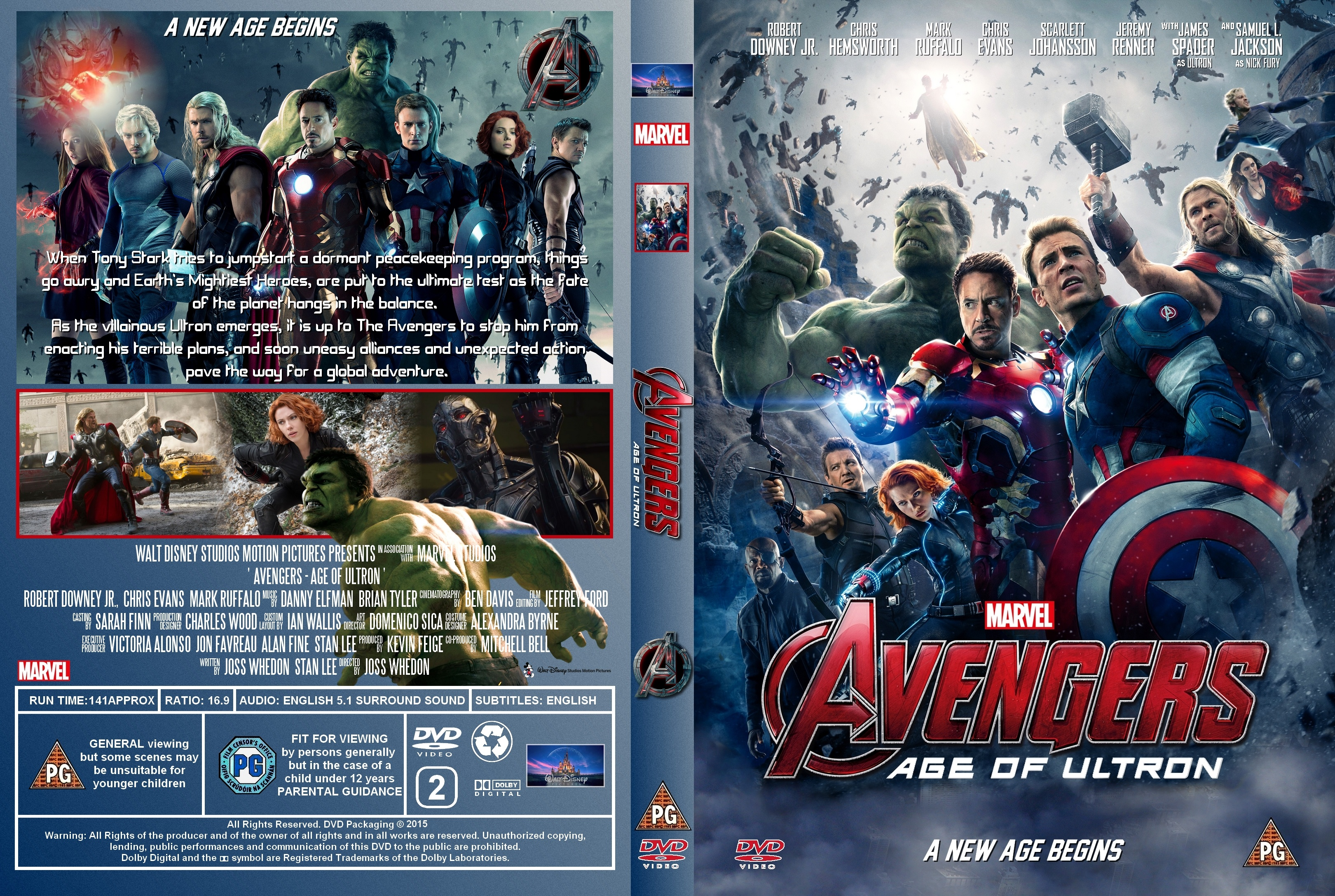 Age Of Ultron Full Movie