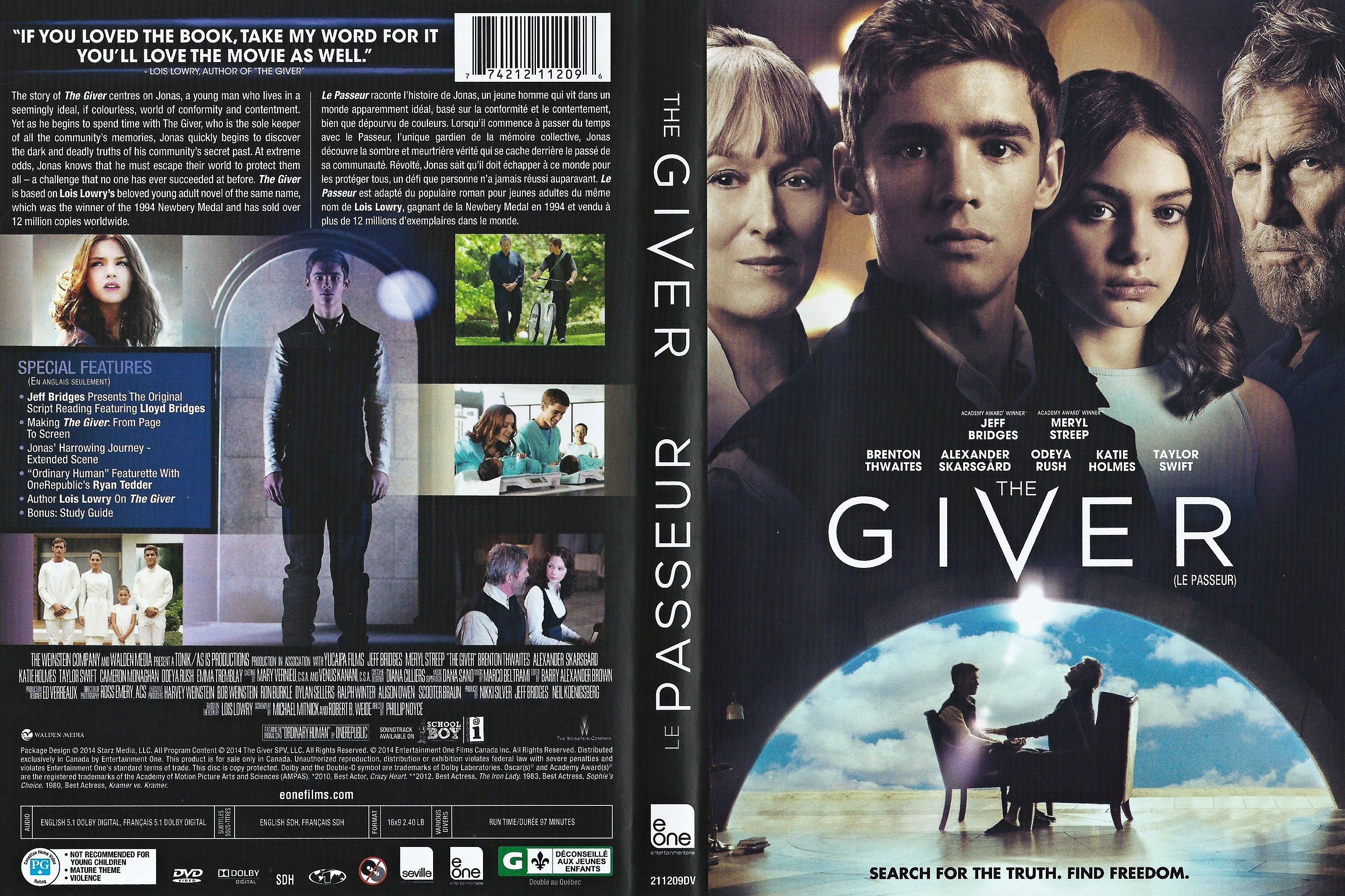 choice in the giver