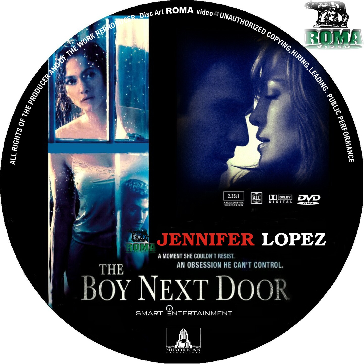 Covers Box Sk The Boy Next Door 2015 High Quality