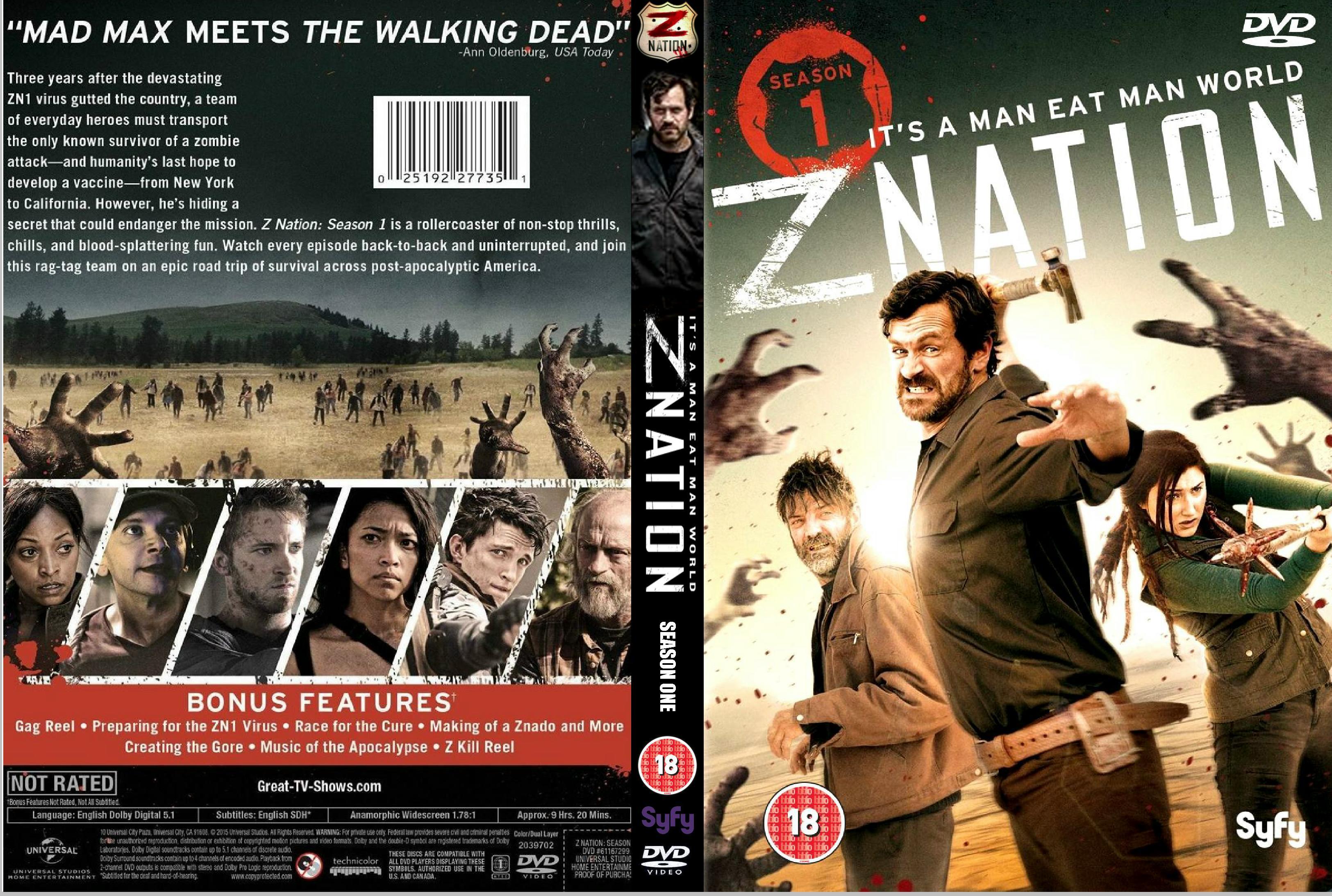 «Нация Z 2 Сезон Скачать Торрент Lostfilm» — 2007
