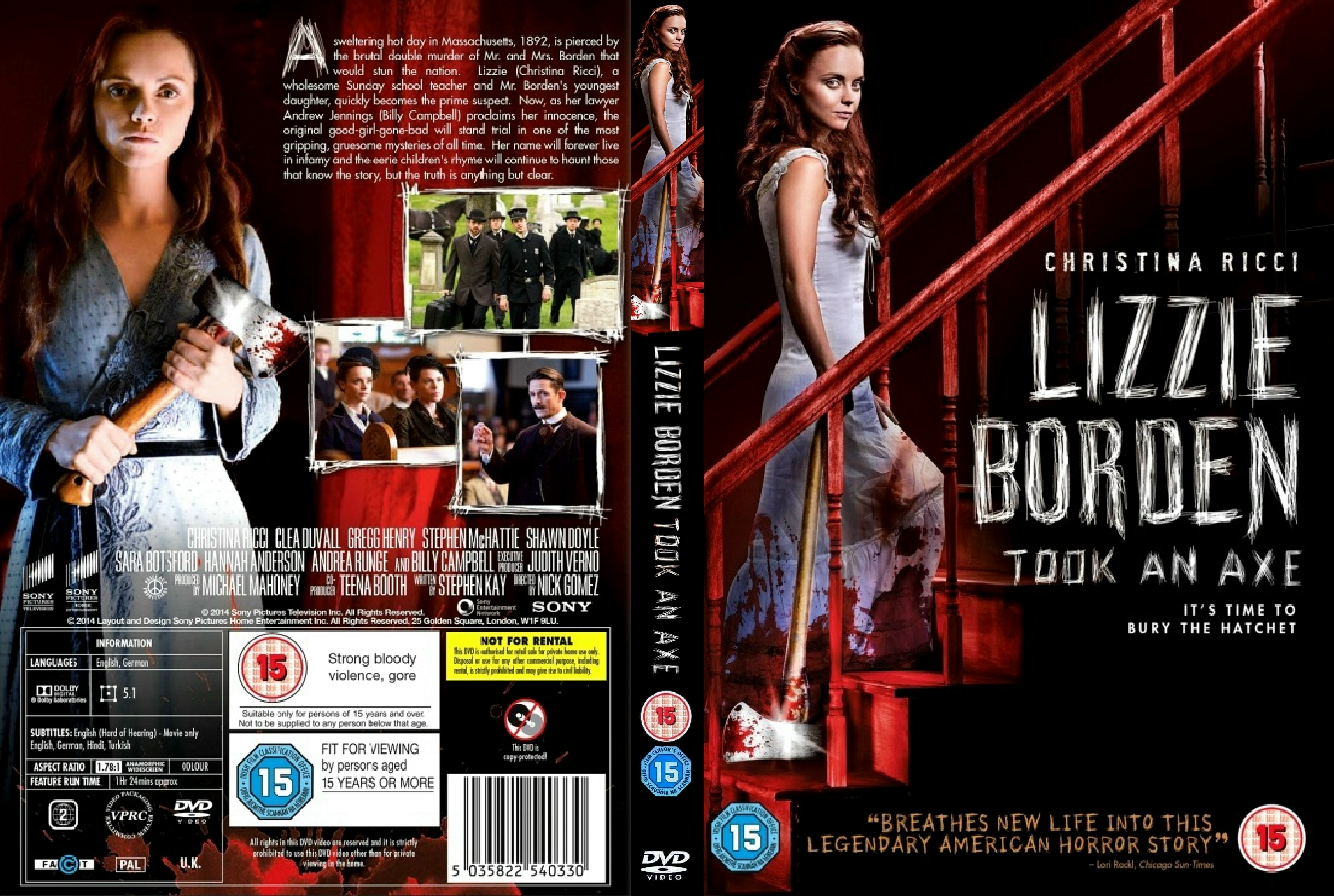 covers box sk lizzie borden took an ax 2014 high quality dvd