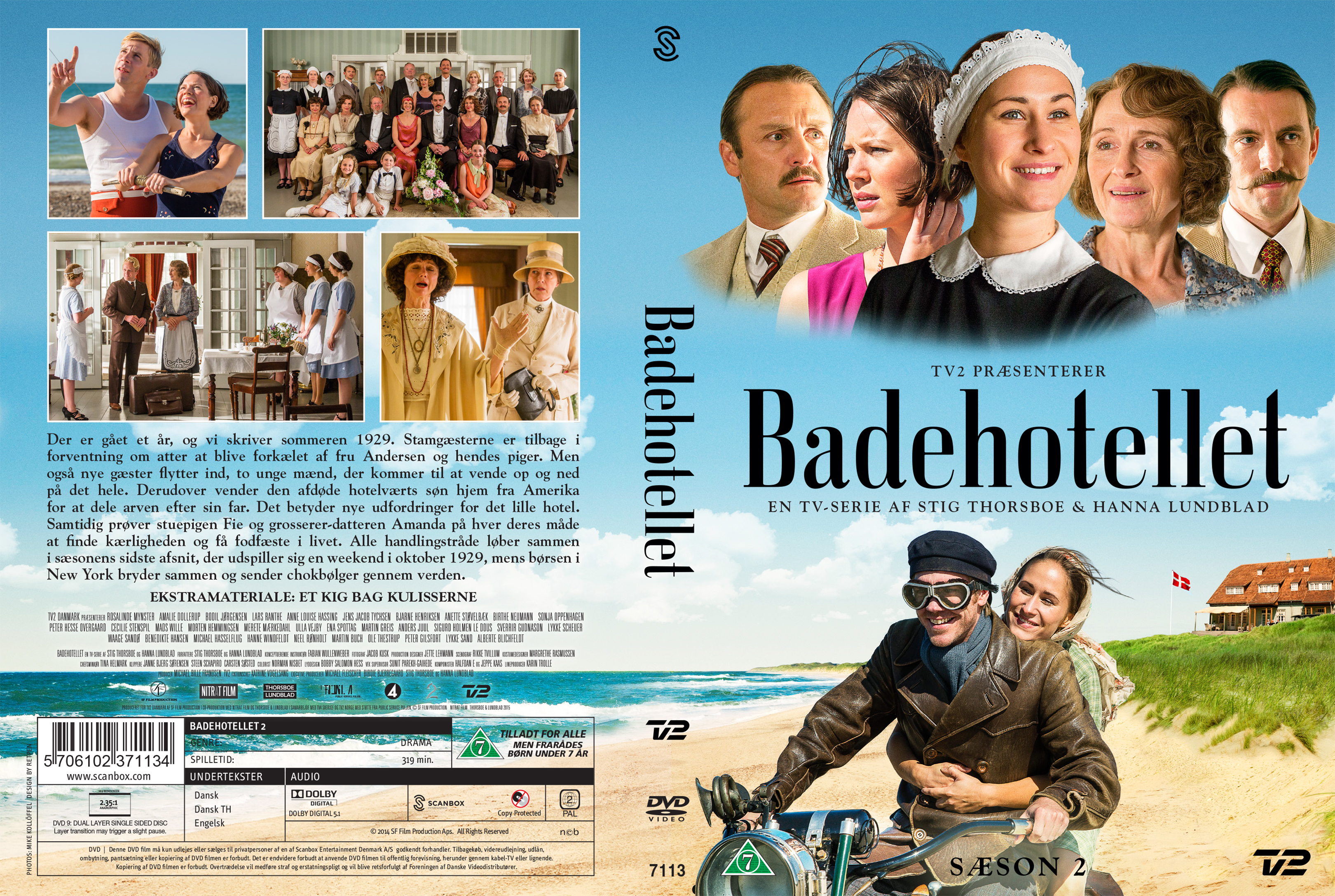 Badehotellet 2x03 Vose Disponible