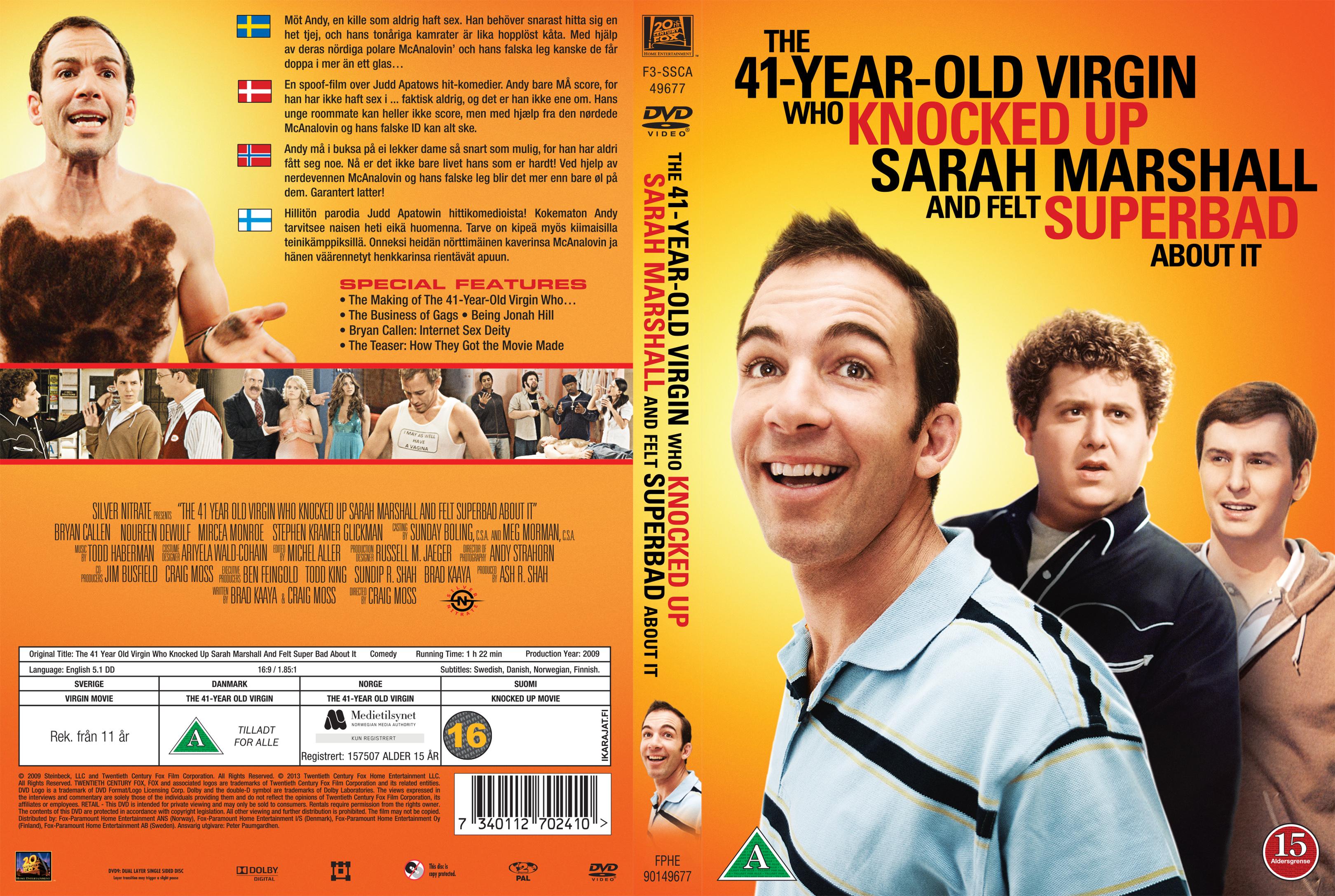 41 year old virgin who knocked up sarah marshall full movie