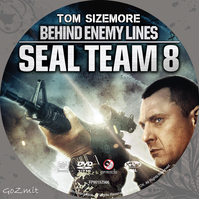 COVERS BOX SK ::: Behind Enemy Lines: Seal Team 8 (2014